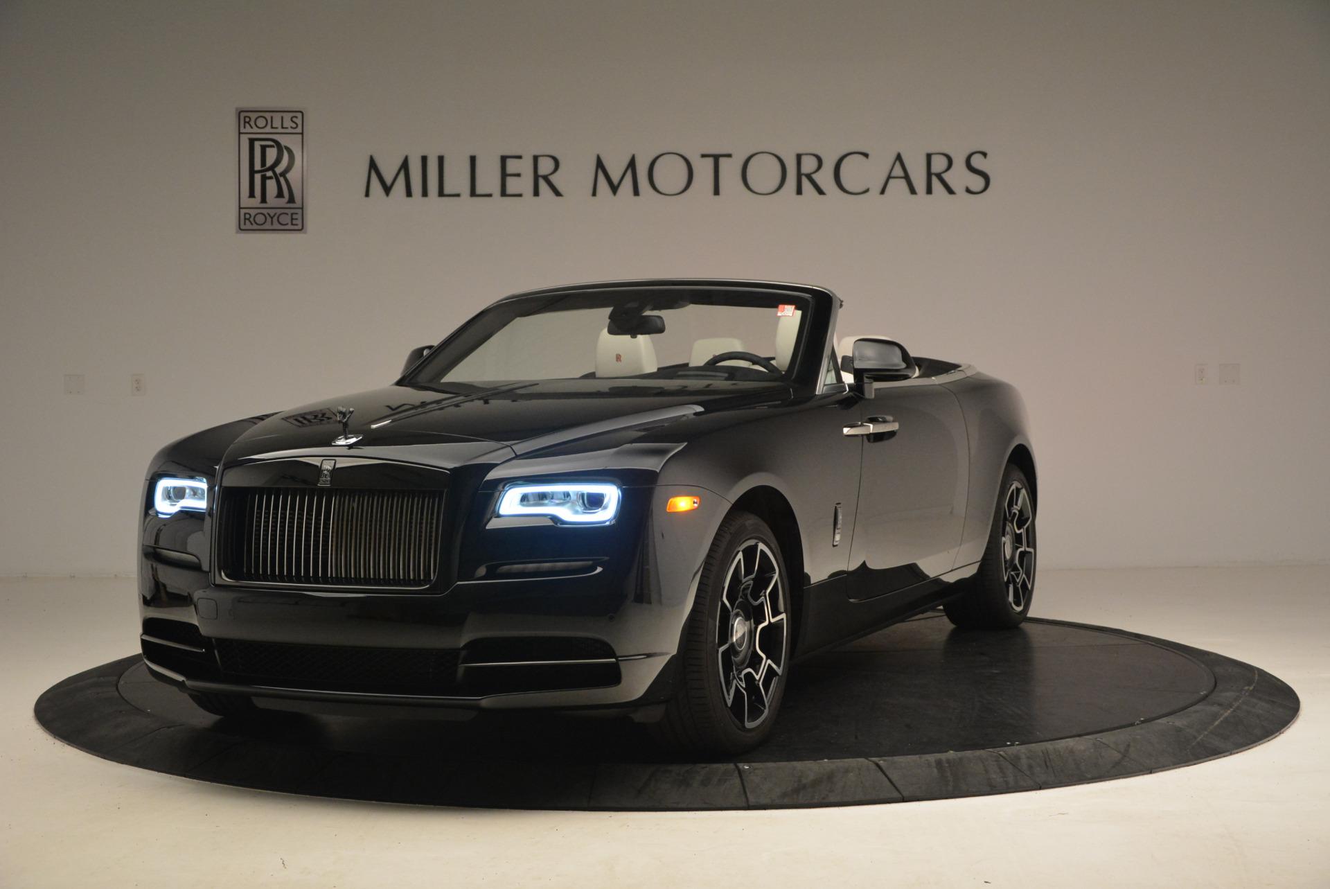 Used 2018 Rolls-Royce Dawn Black Badge   Greenwich, CT