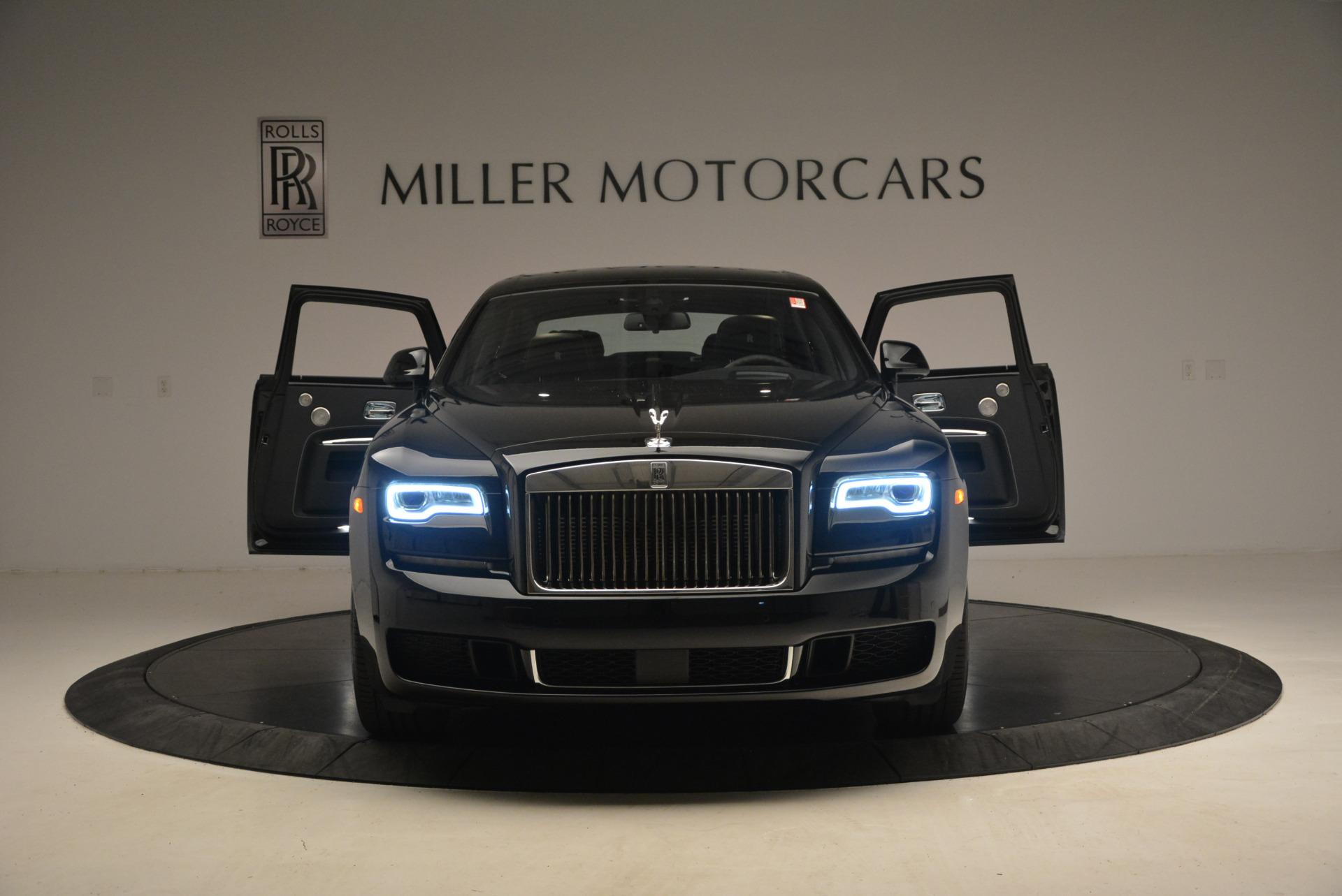 New 2018 Rolls Royce Ghost