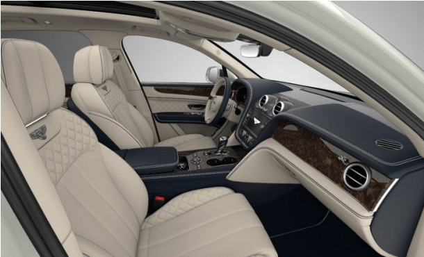 Used 2017 Bentley Bentayga