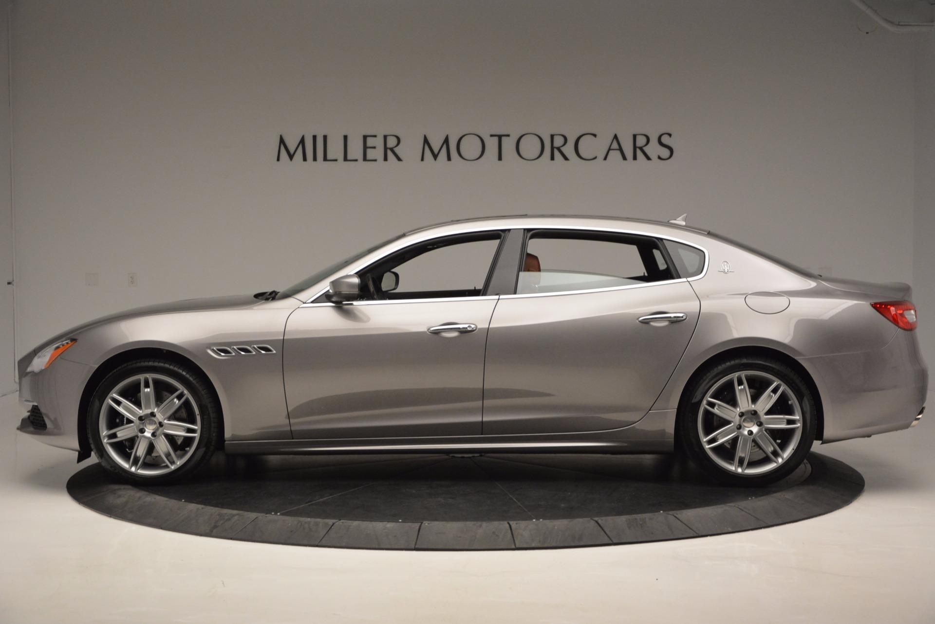 New 2017 Maserati Quattroporte S Q4 GranLusso