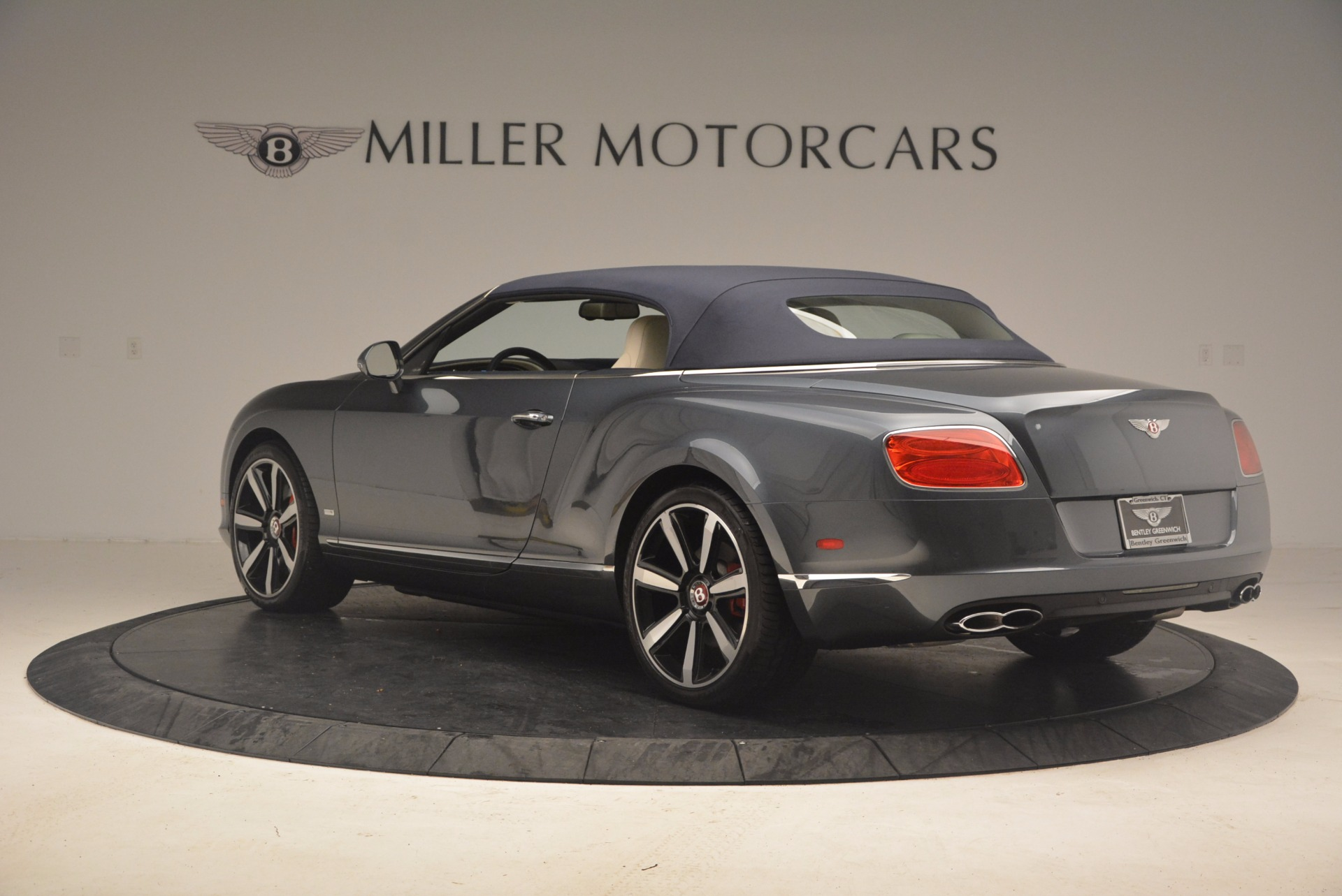 Used 2013 Bentley Continental GT V8 Le Mans Edition 1 of 48
