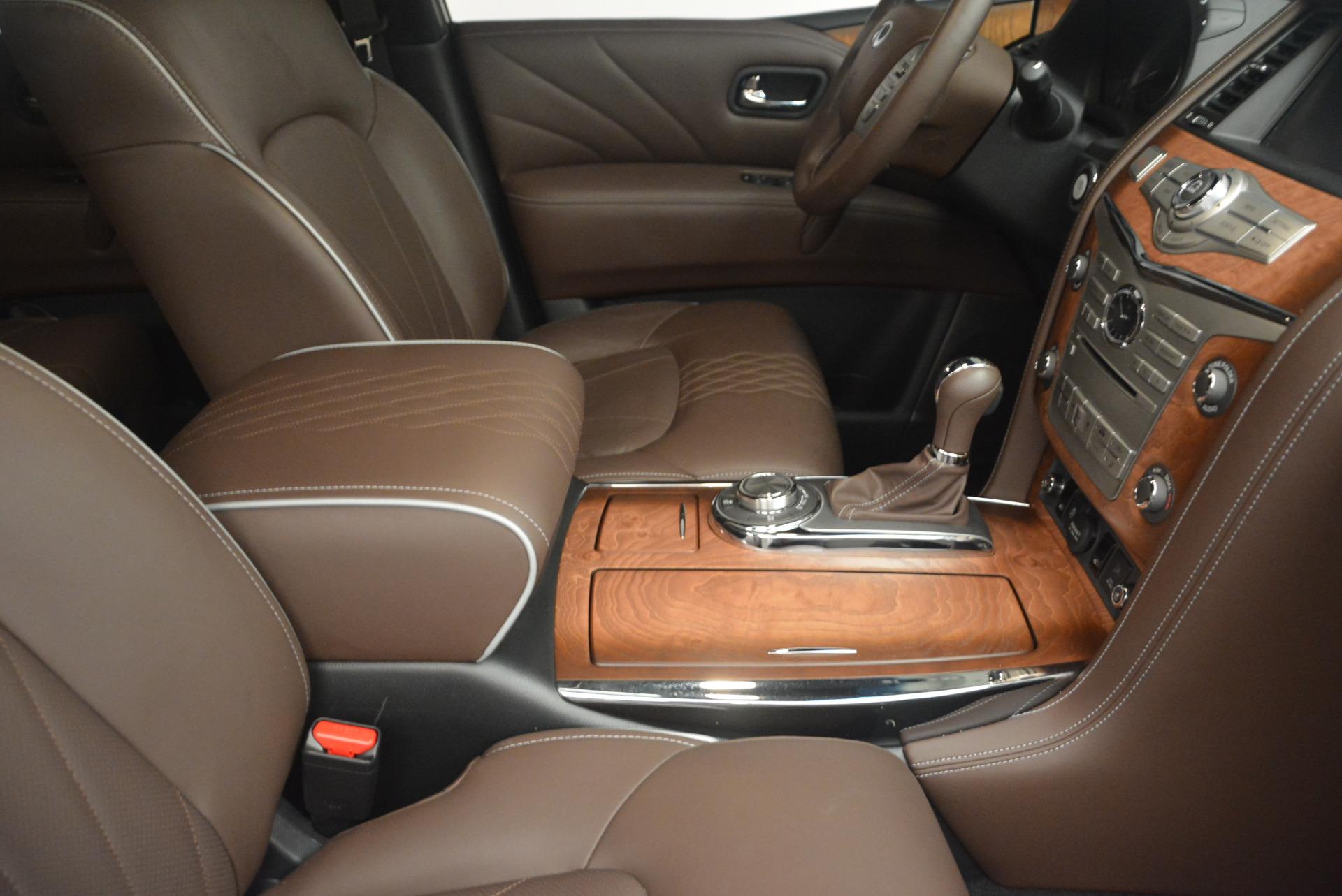 Used 2015 INFINITI QX80 Limited 4WD