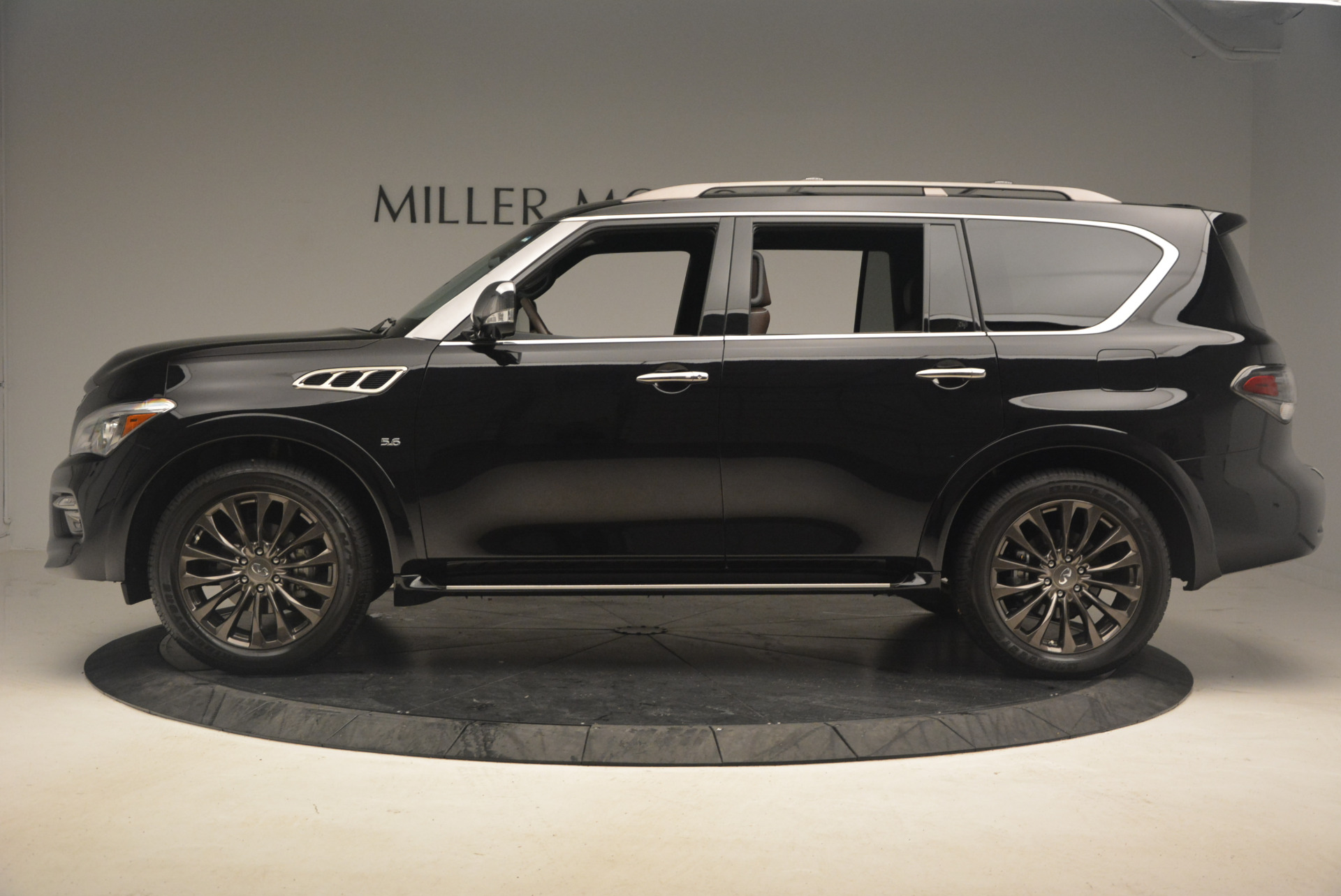 Used 2015 INFINITI QX80 Limited 4WD