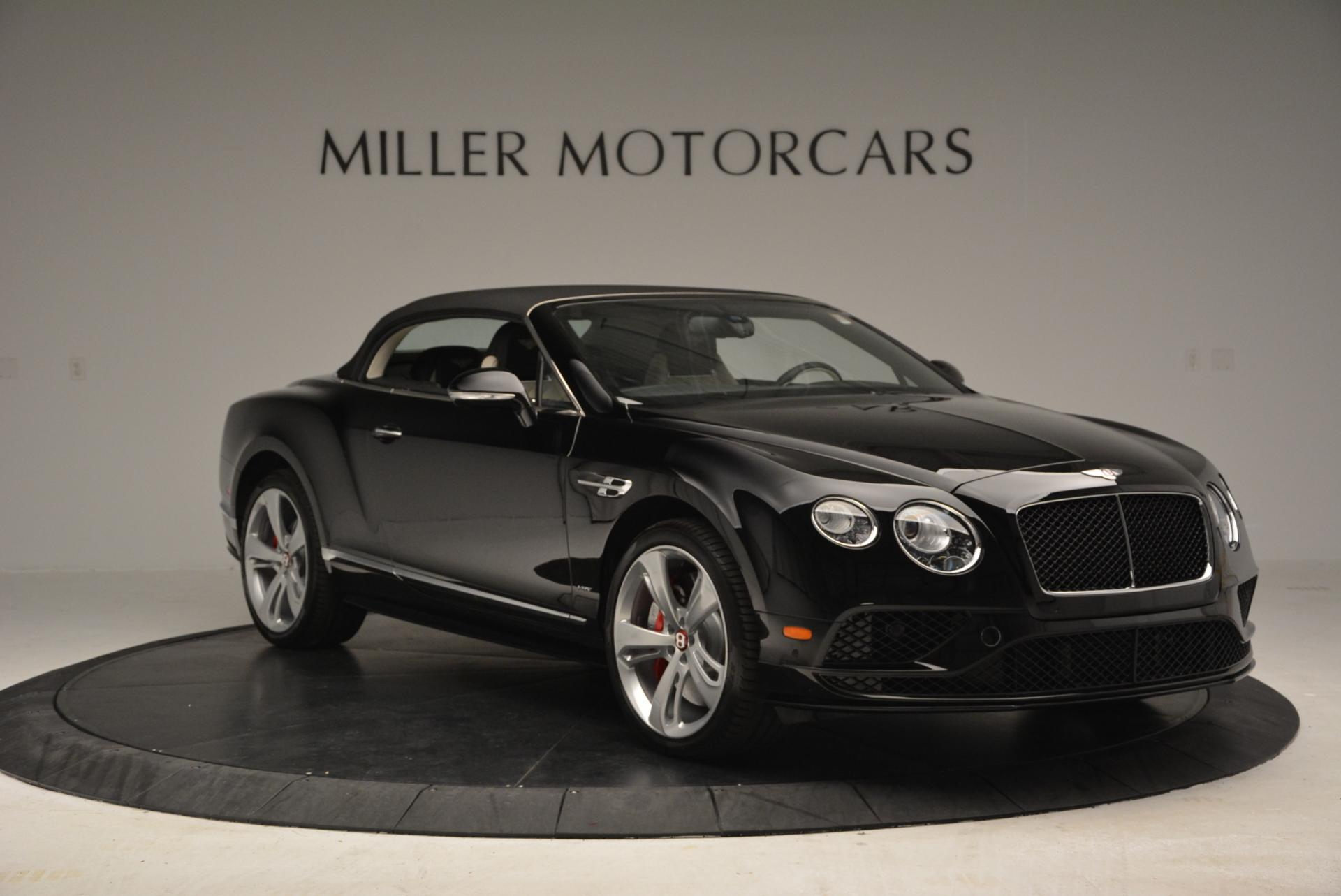 New 2016 Bentley Continental GT V8 S Convertible
