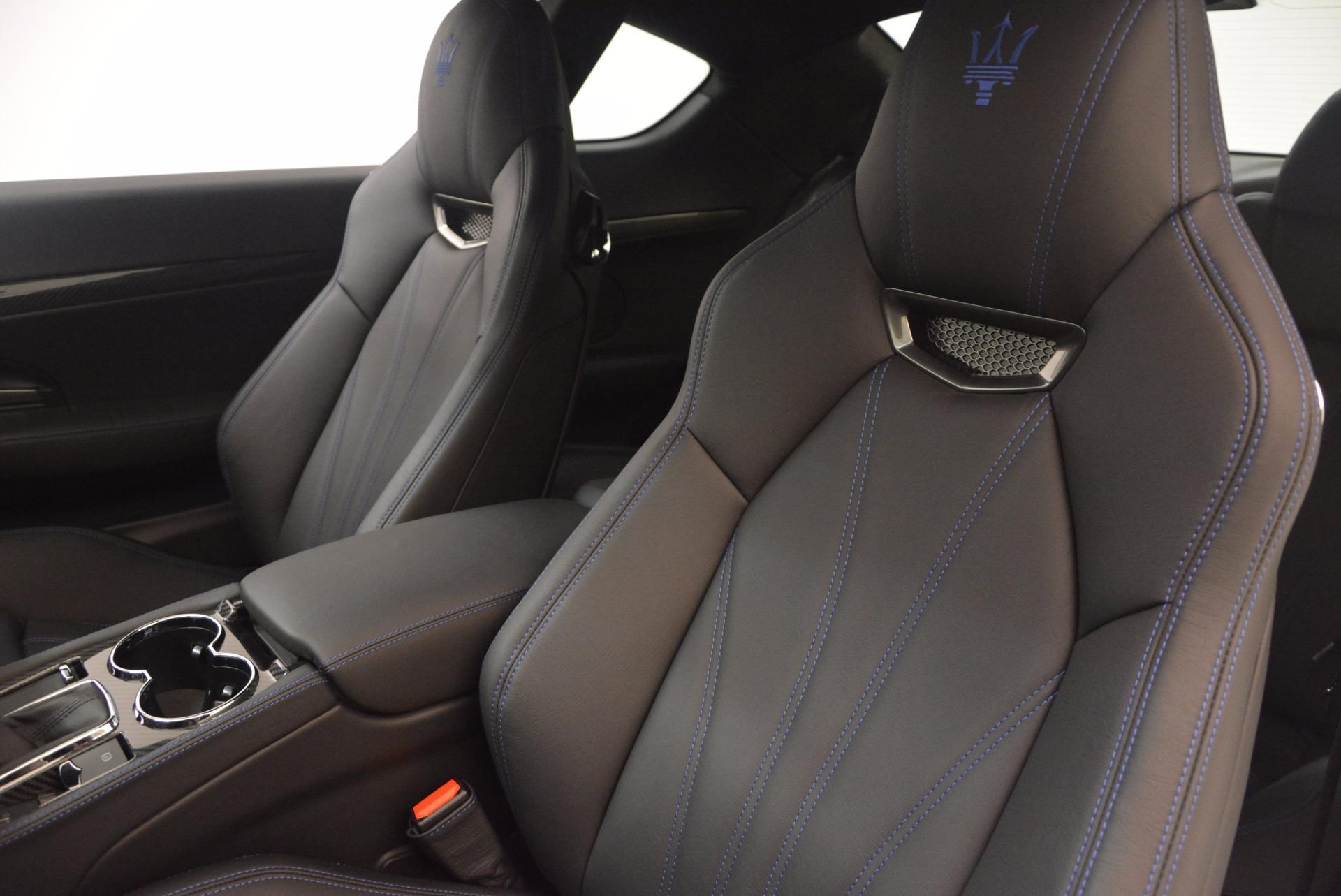 New 2017 Maserati GranTurismo Sport Coupe Special Edition