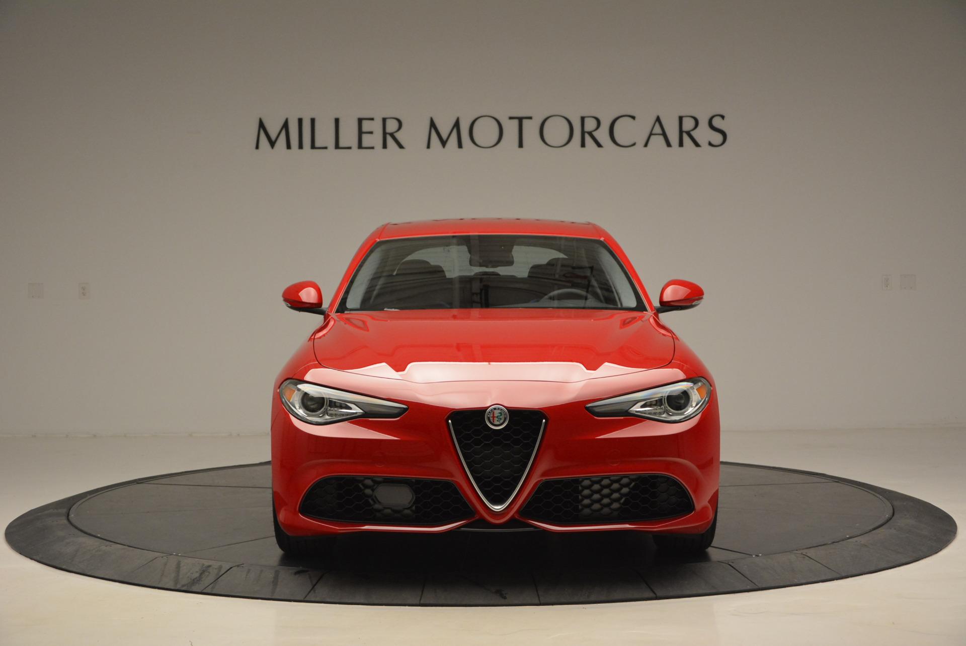New 2017 Alfa Romeo Giulia Sport Q4