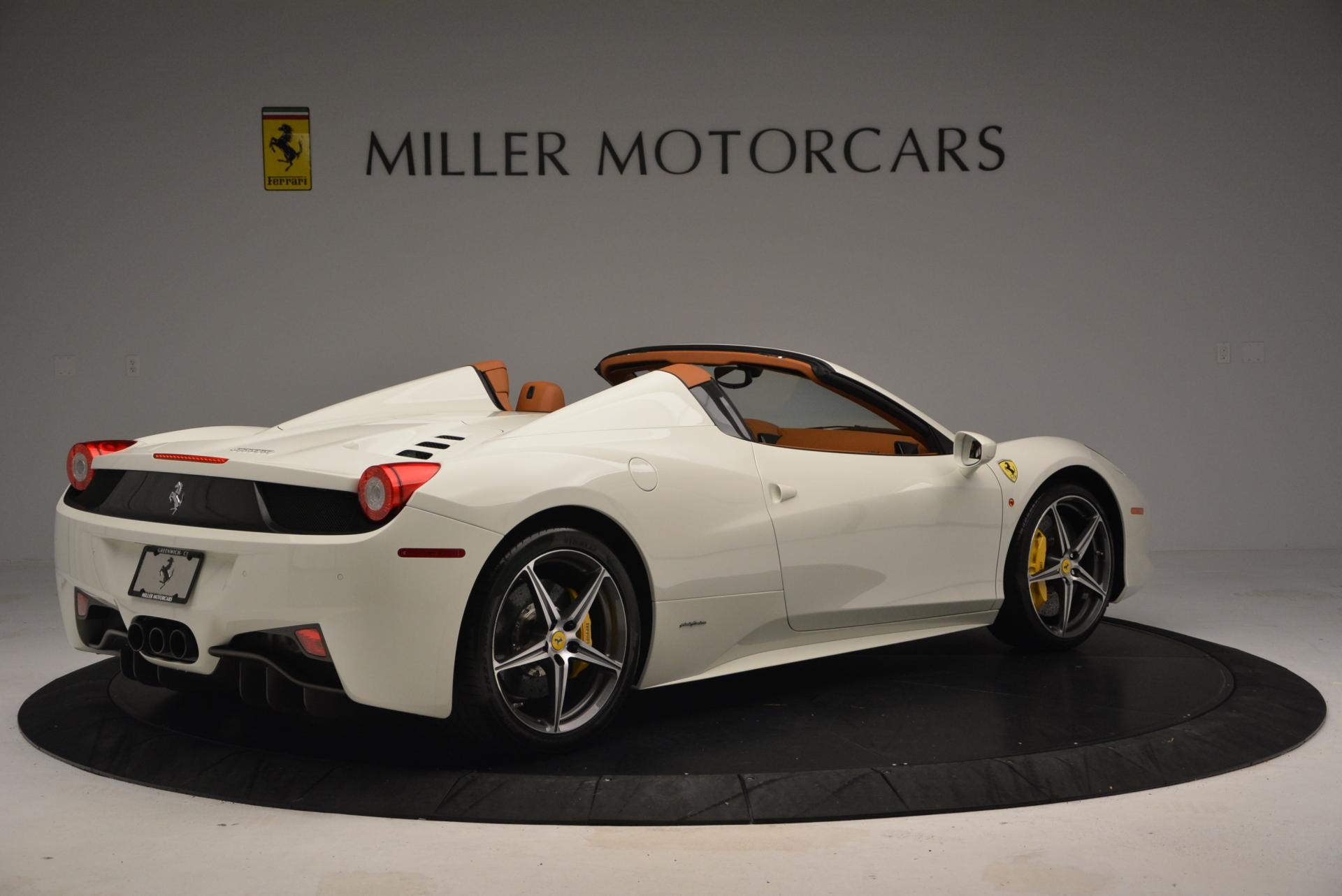 Used 2012 Ferrari 458 Spider