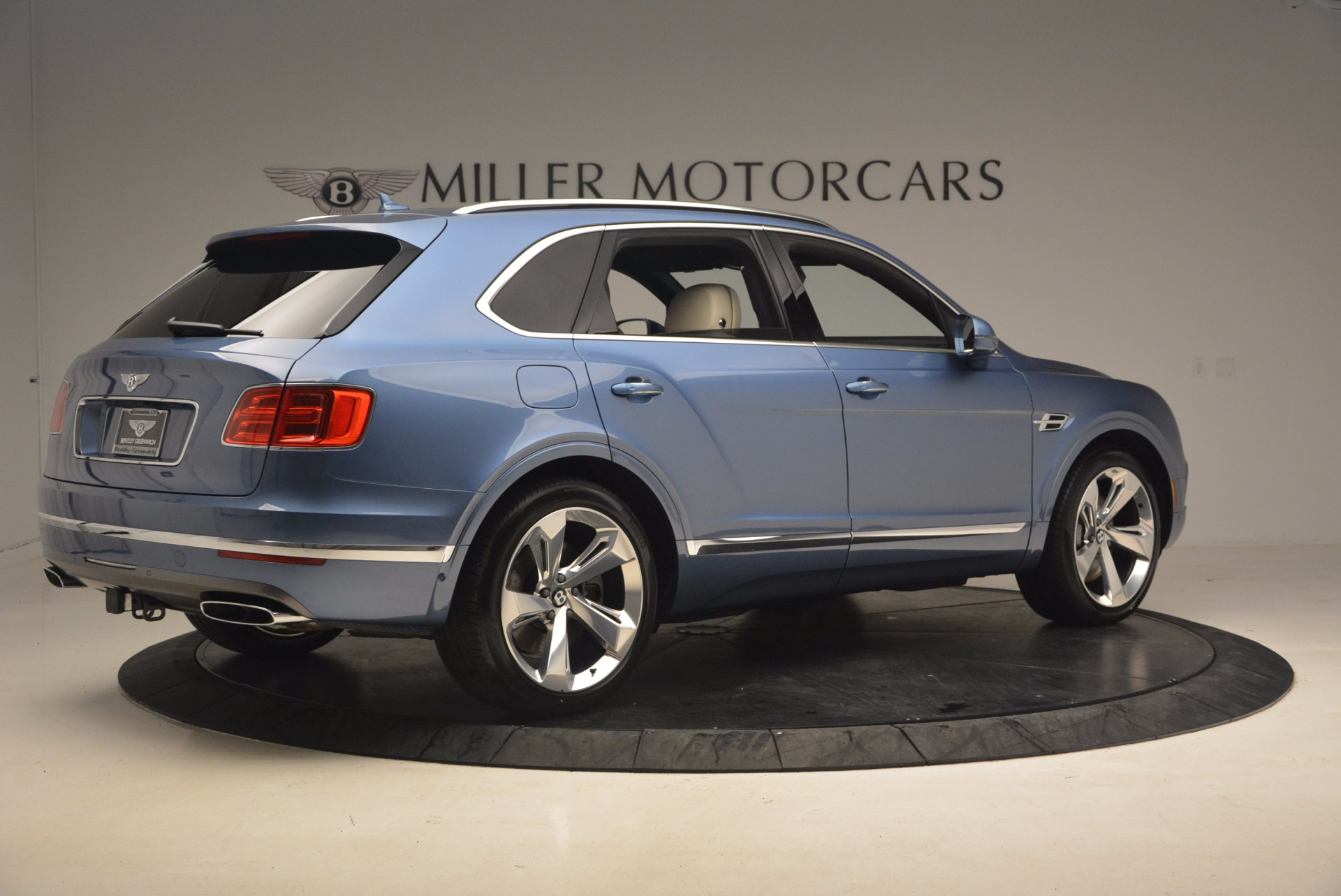 New 2018 Bentley Bentayga