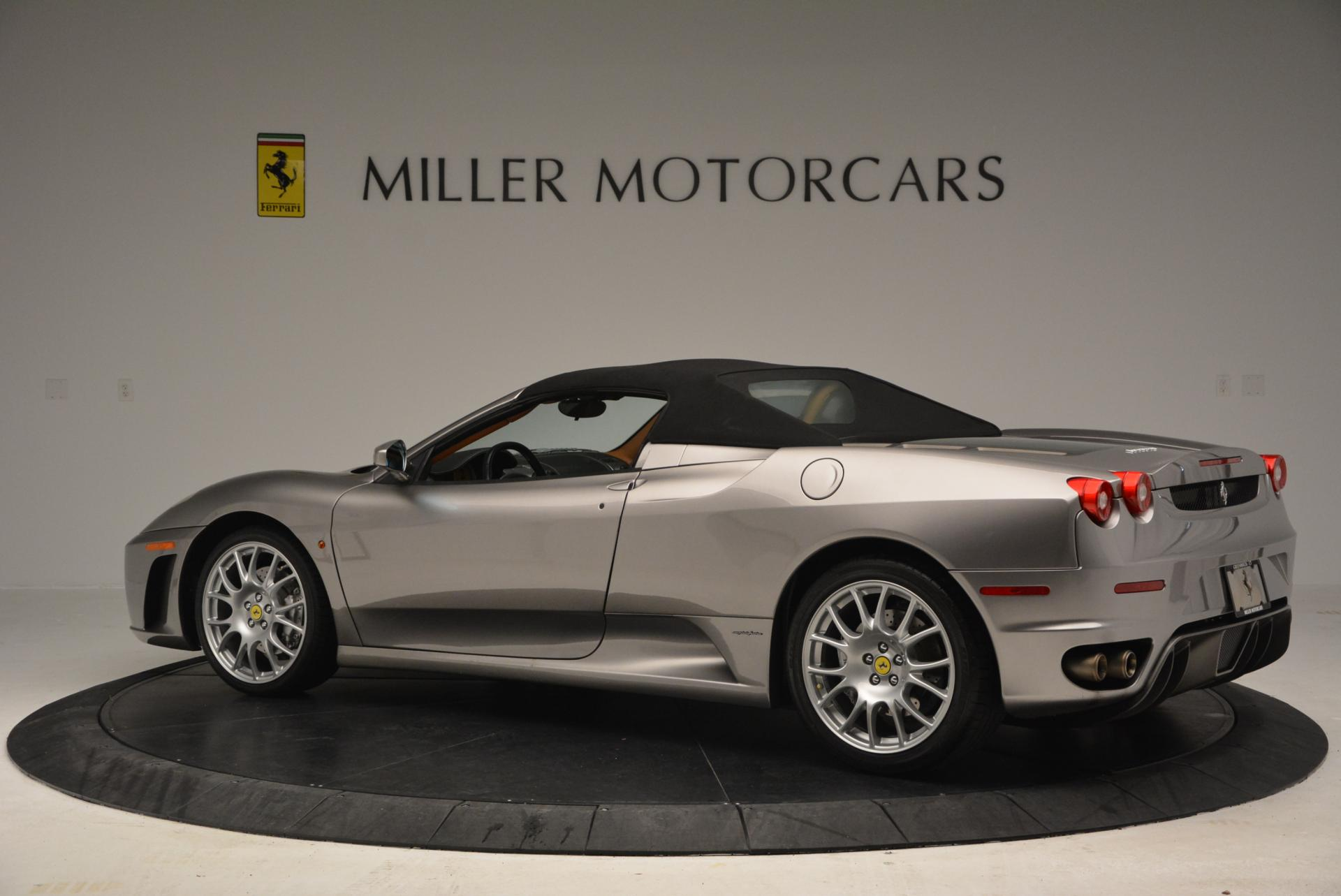 Used 2005 Ferrari F430 Spider 6 Speed Manual