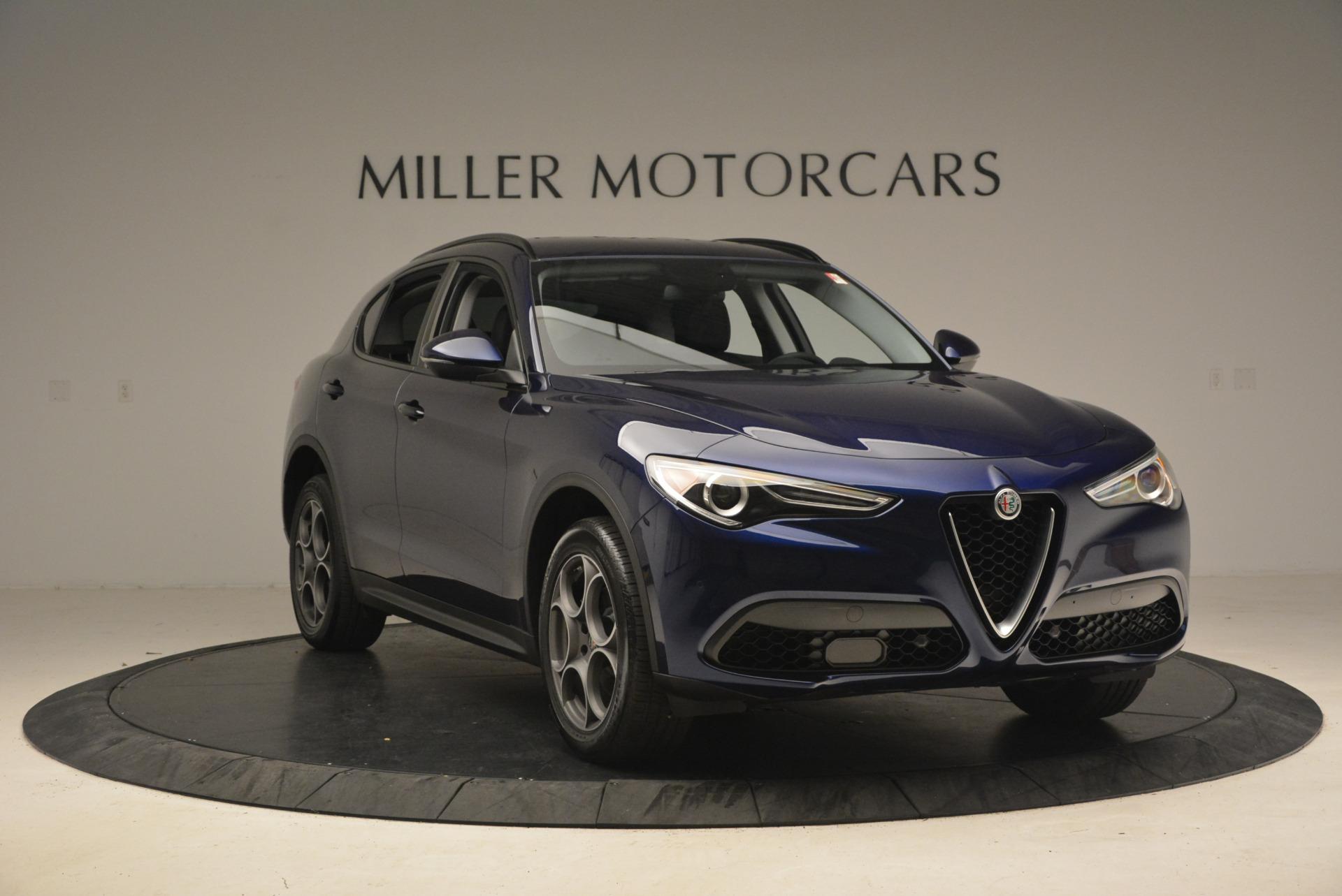 New 2018 Alfa Romeo Stelvio Sport Q4