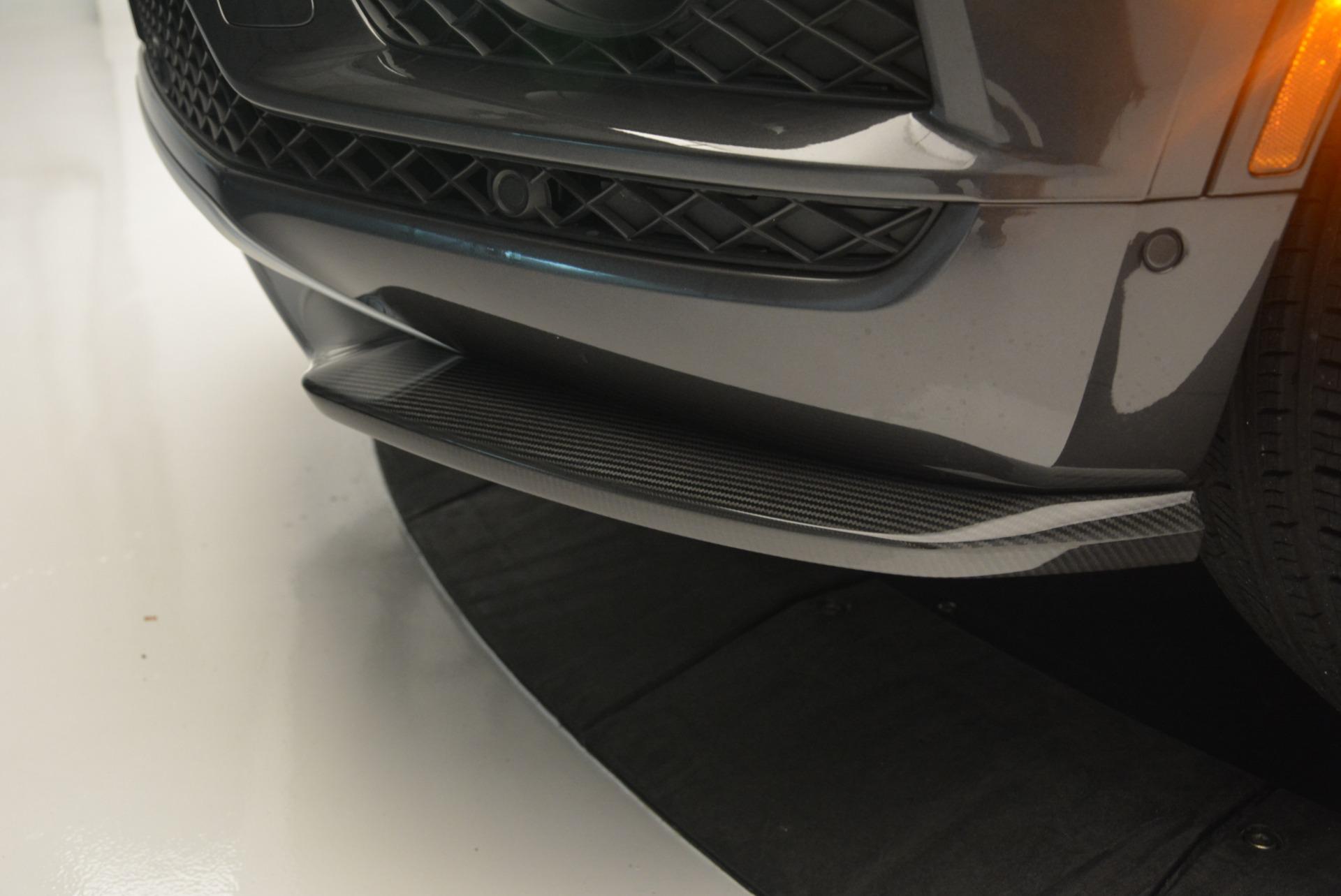 Used 2018 Bentley Bentayga W12 Signature