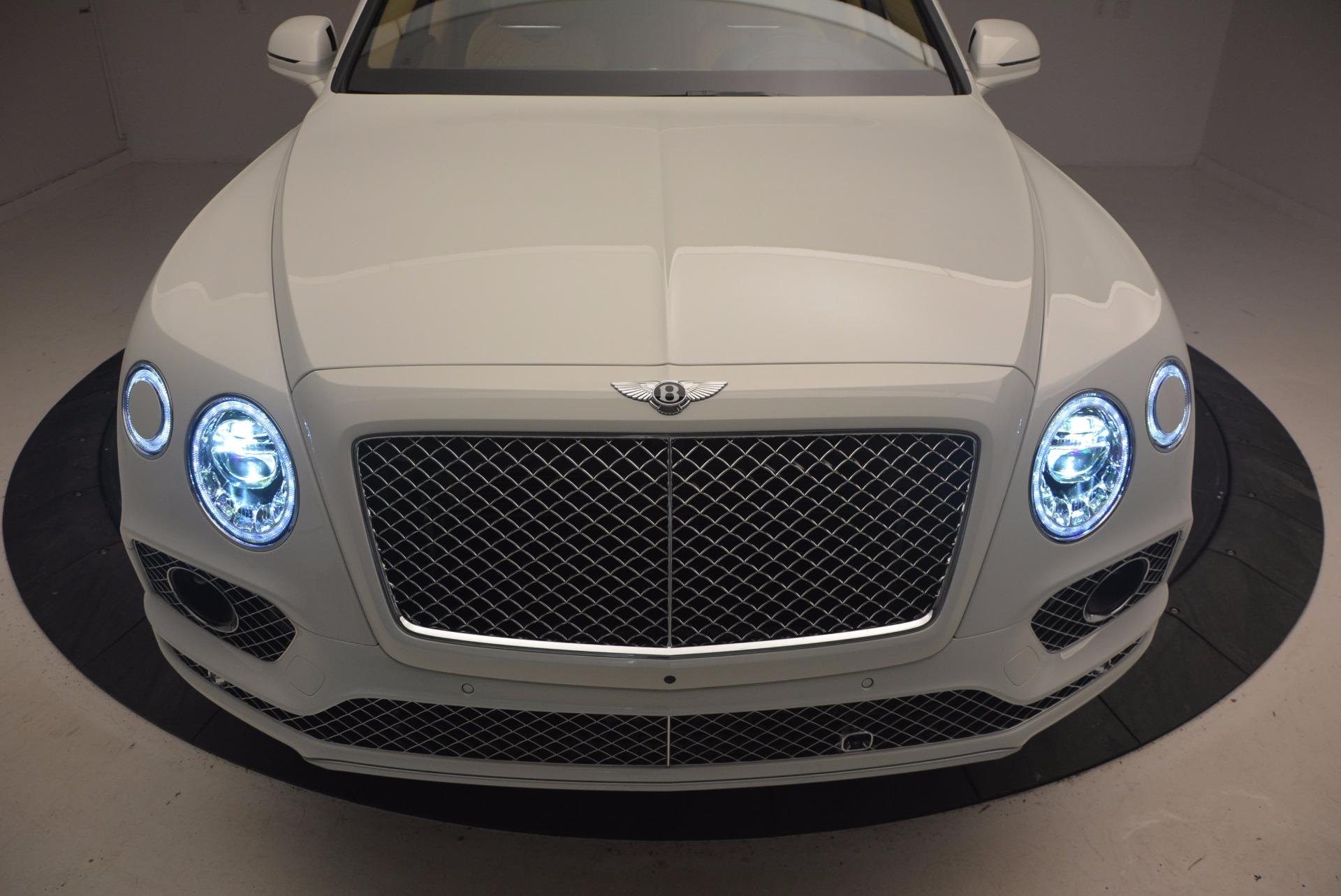 New 2018 Bentley Bentayga W12 Signature