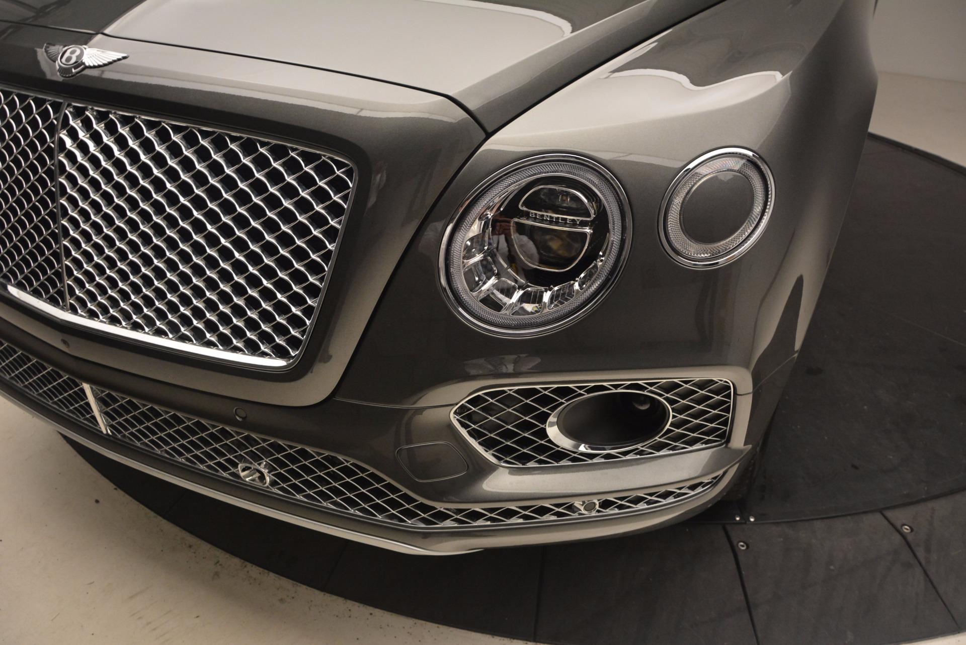 New 2018 Bentley Bentayga