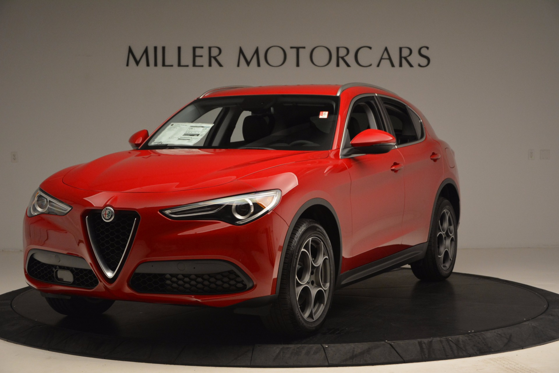 New 2018 Alfa Romeo Stelvio  | Greenwich, CT