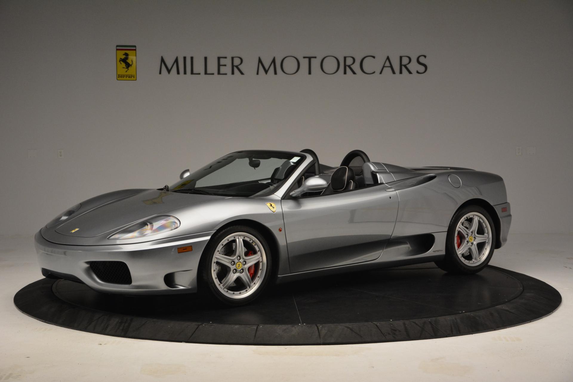 Used 2004 Ferrari 360 Spider 6 Speed Manual