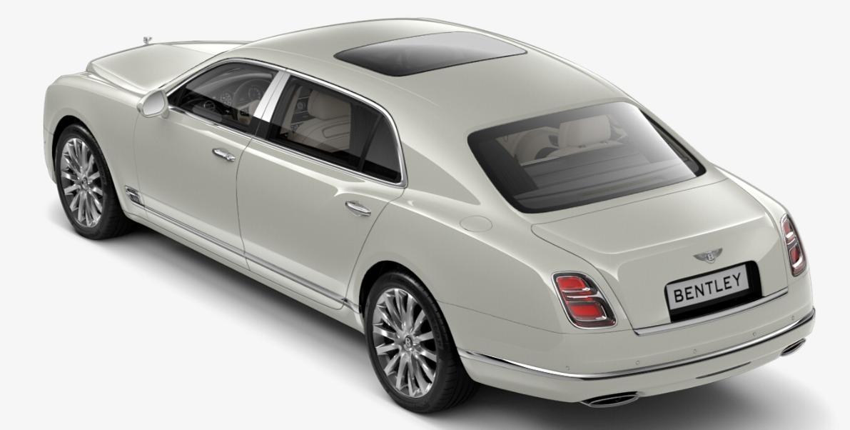 New 2017 Bentley Mulsanne EWB
