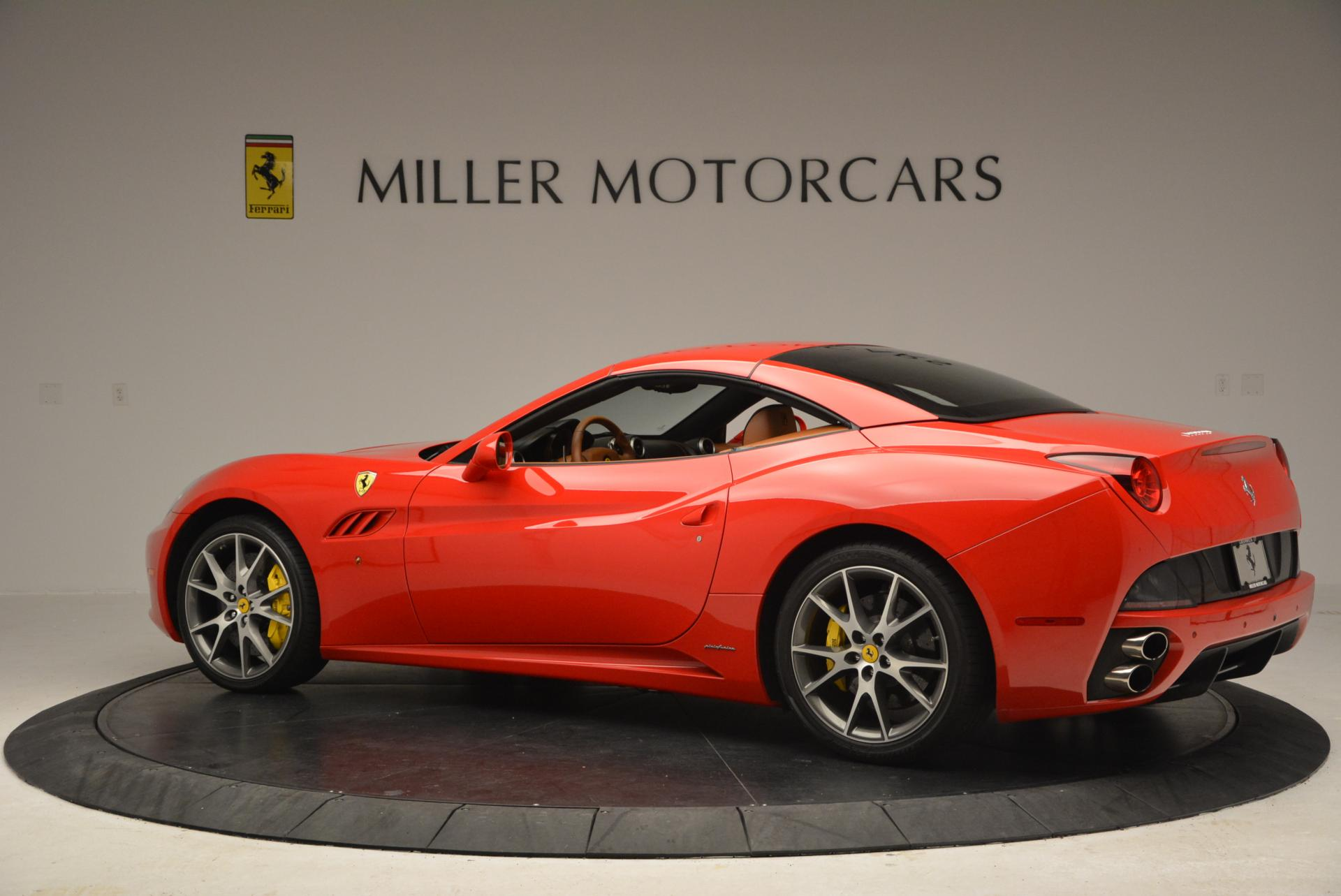 Used 2011 Ferrari California