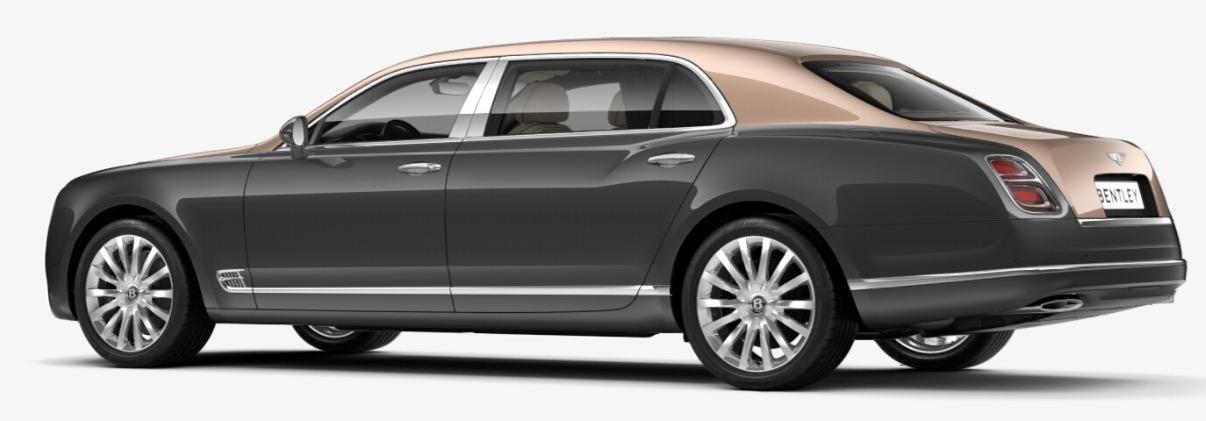 New 2017 Bentley Mulsanne Extended Wheelbase
