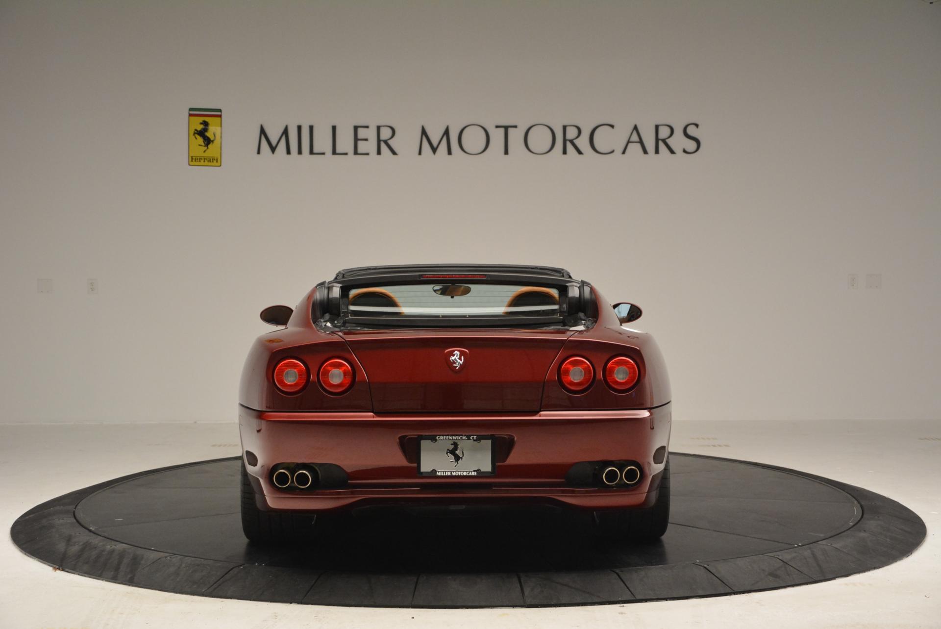 Used 2005 Ferrari Superamerica