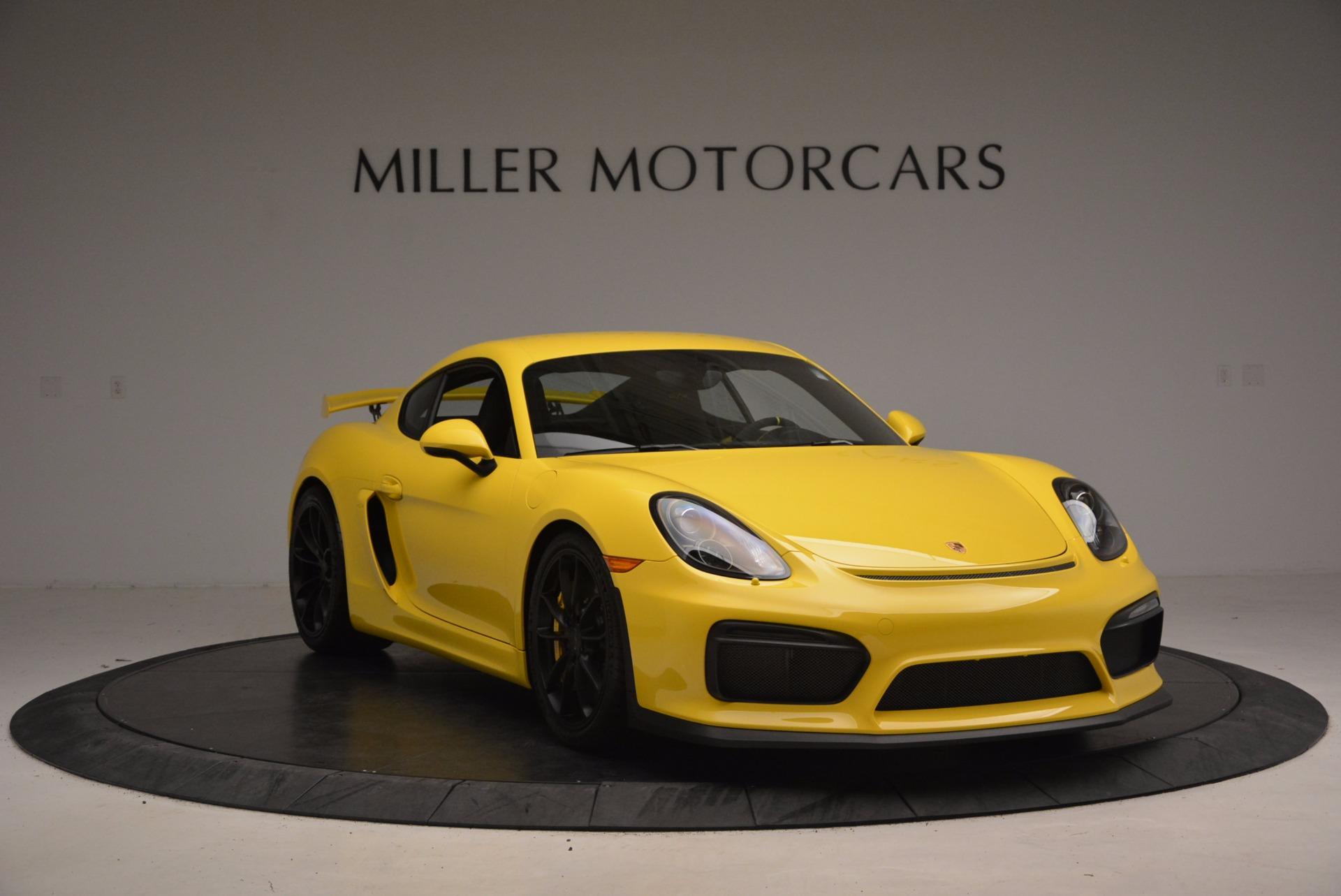 Used 2016 Porsche Cayman GT4