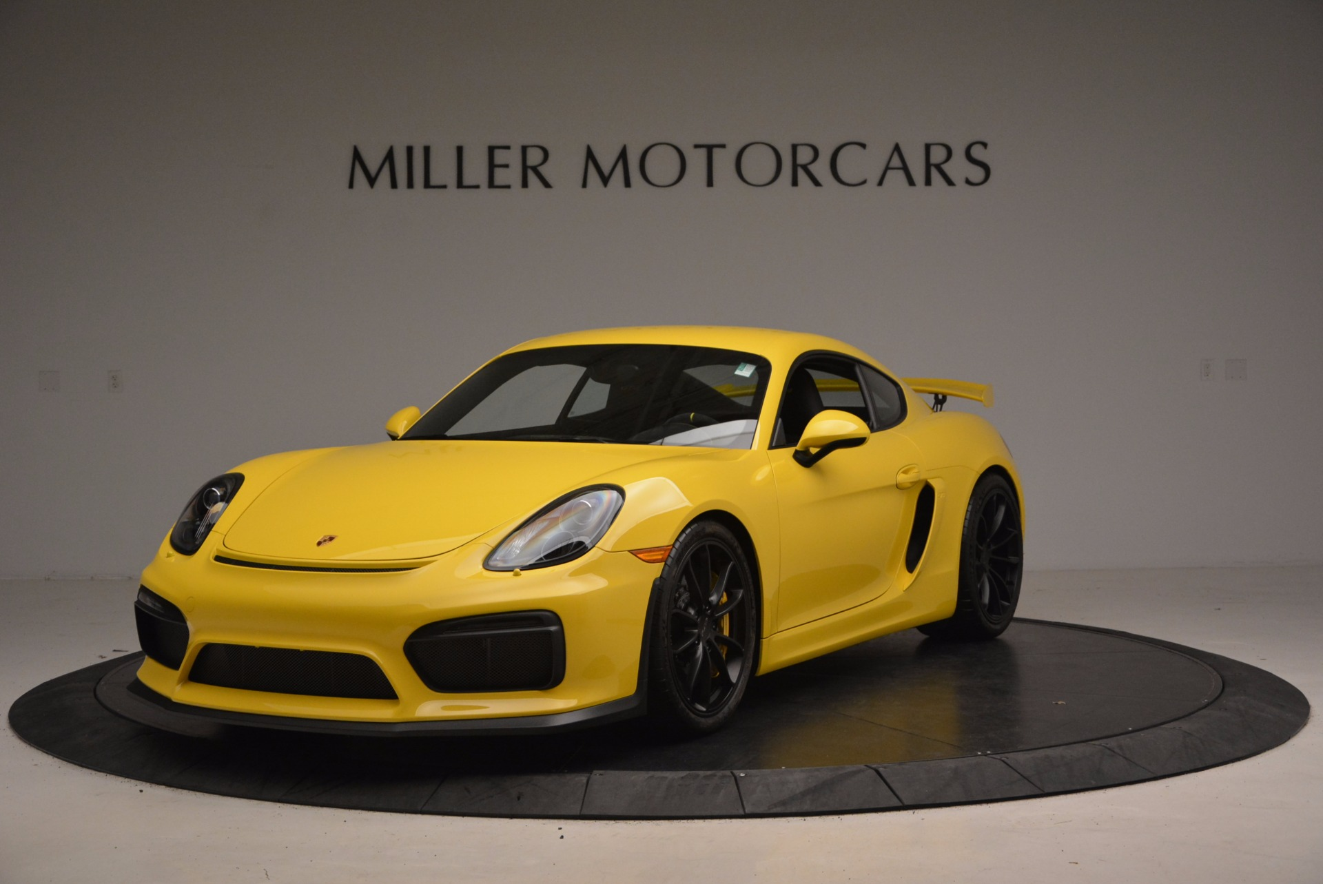 Used 2016 Porsche Cayman GT4 | Greenwich, CT