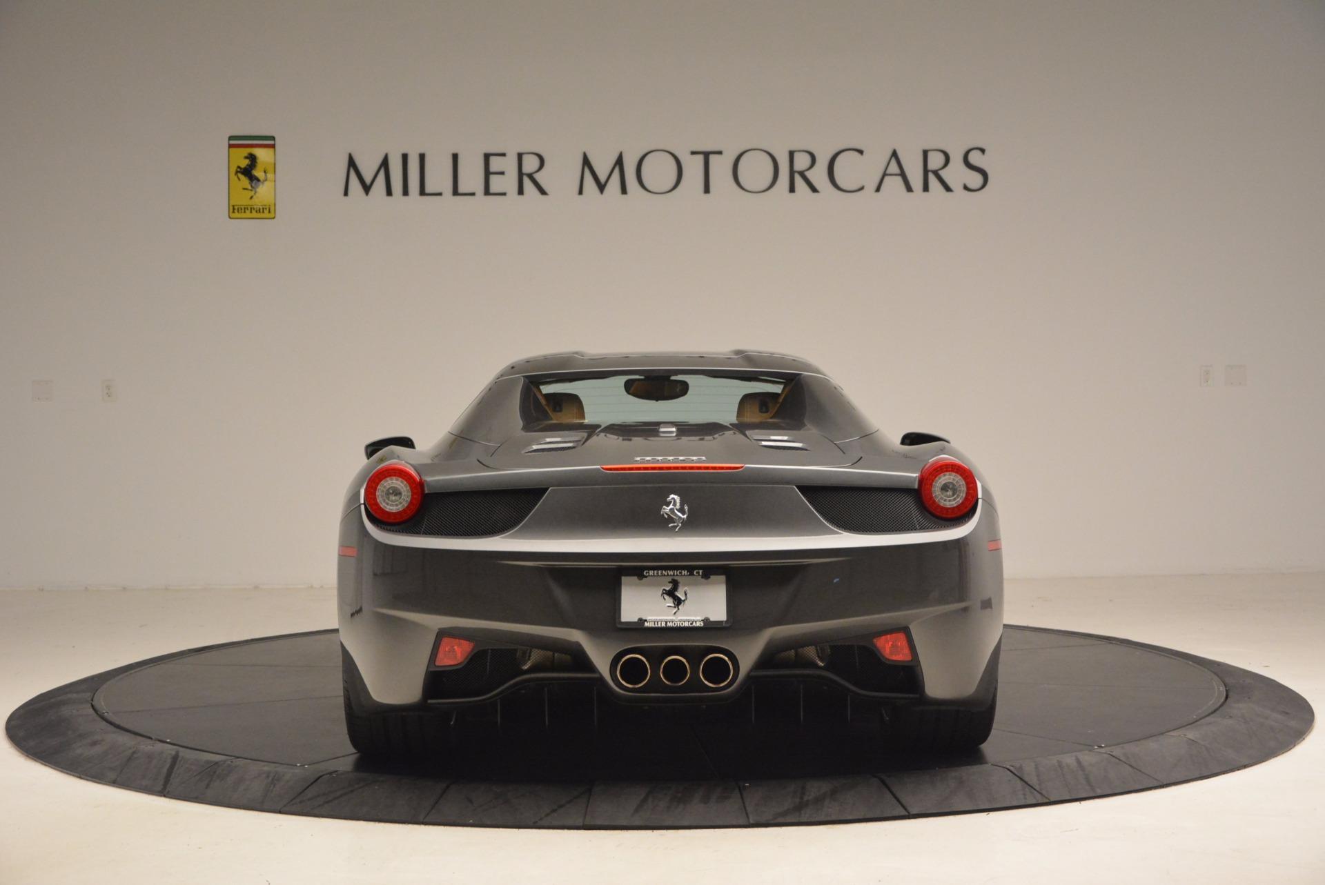 Used 2015 Ferrari 458 Spider