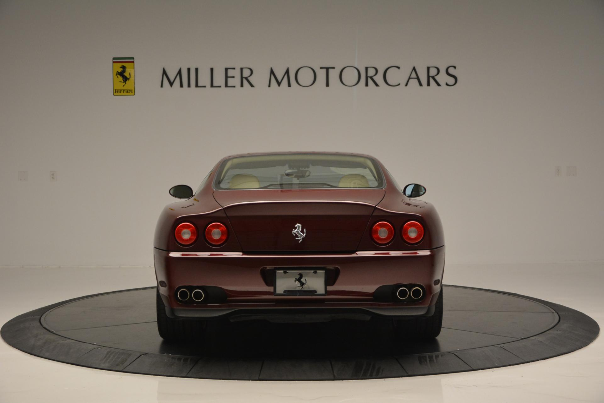 Used 2003 Ferrari 575M Maranello 6 Speed Manual