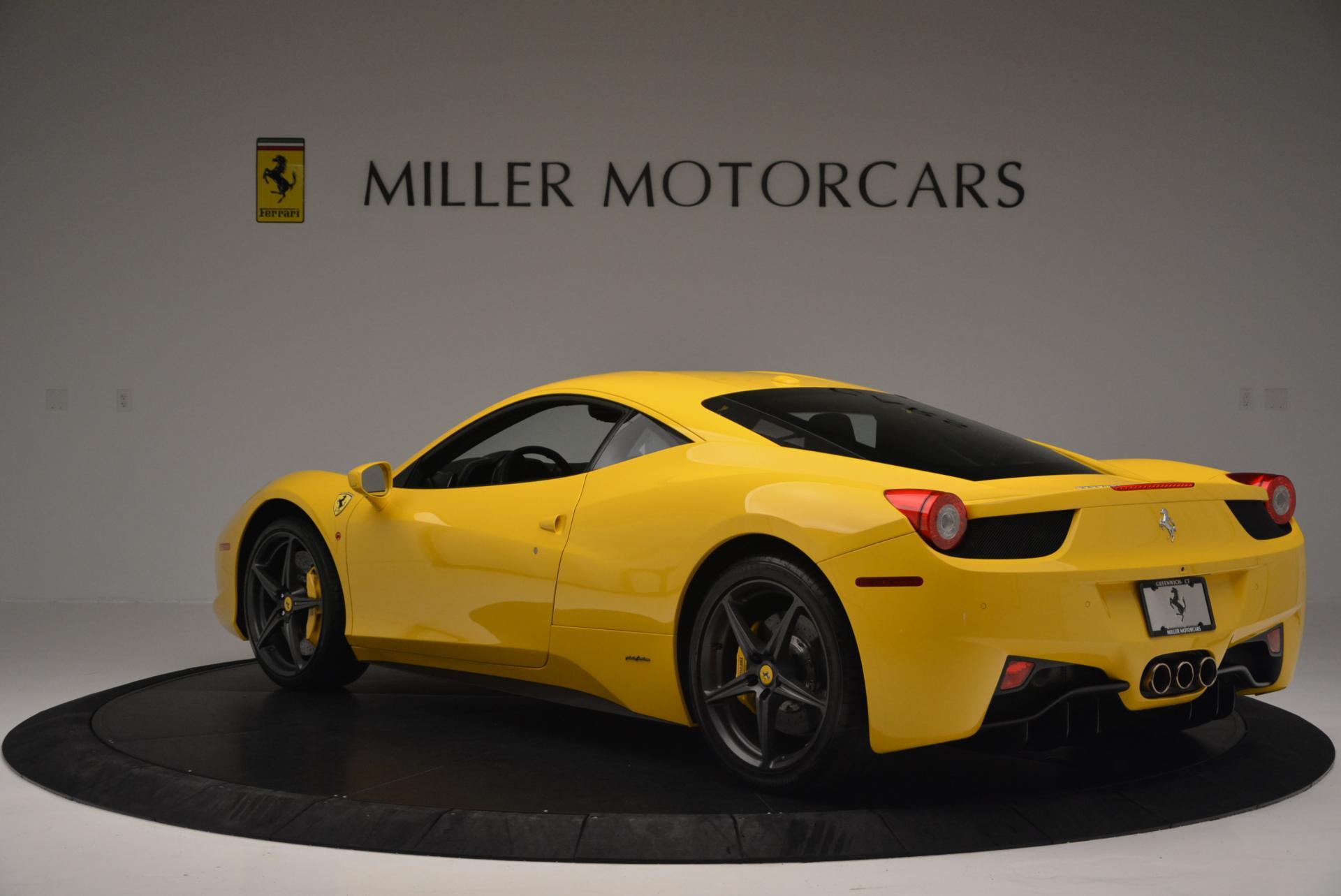 Used 2011 Ferrari 458 Italia