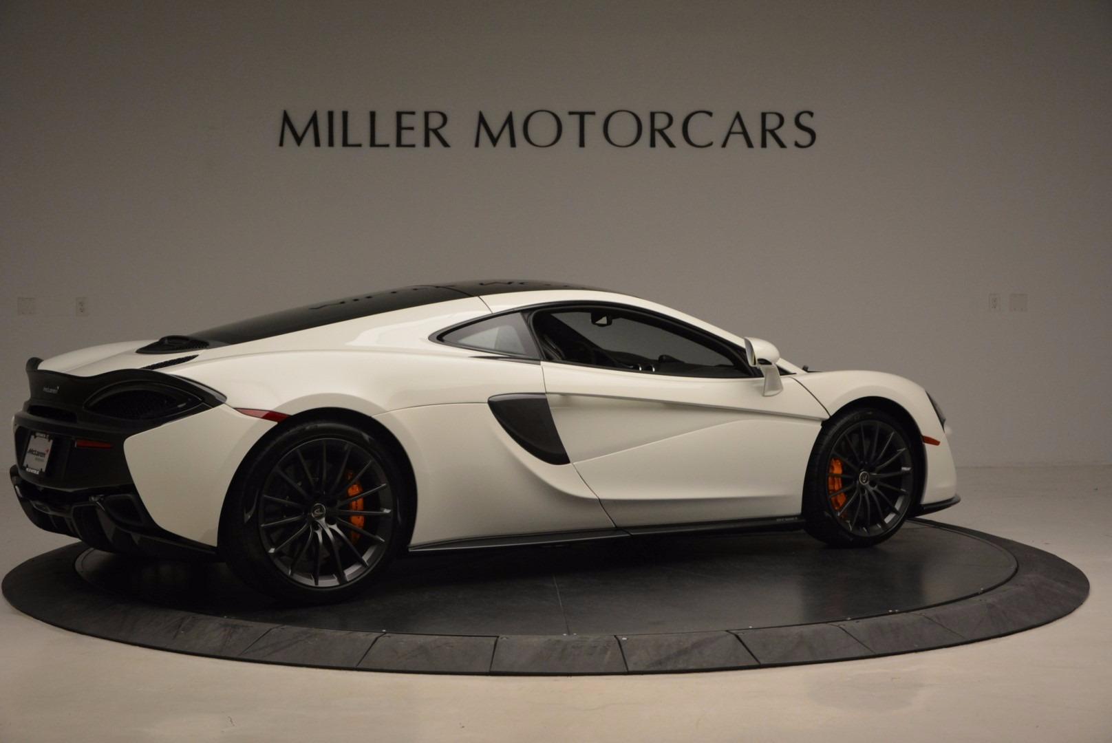 Used 2017 McLaren 570GT