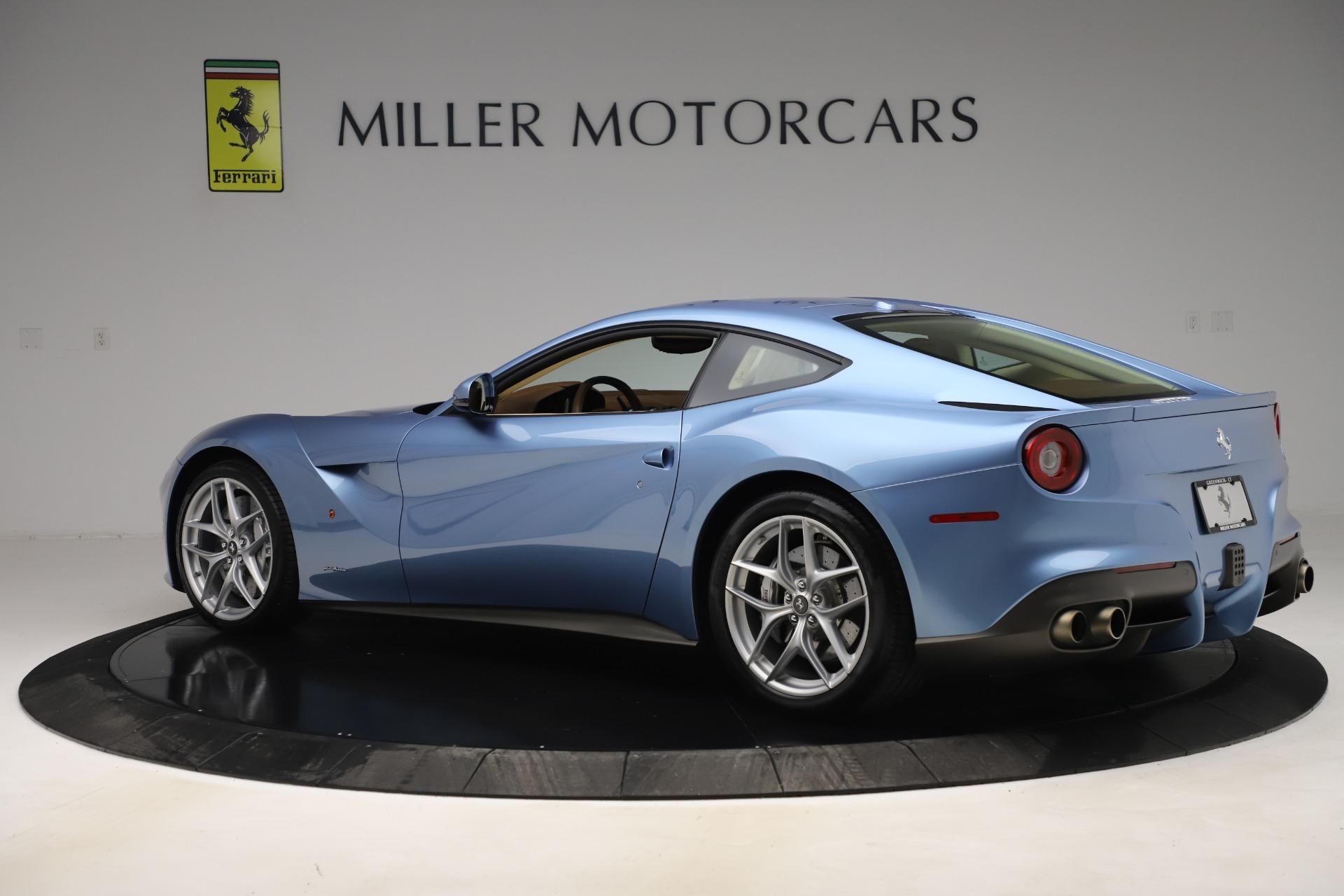 Used 2015 Ferrari F12 Berlinetta