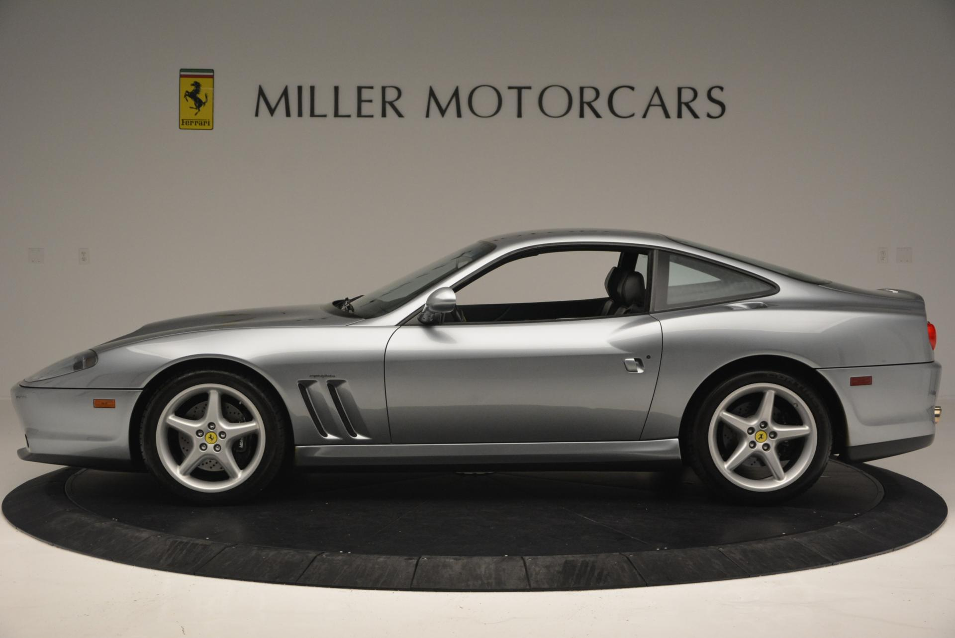 Used 1997 Ferrari 550 Maranello