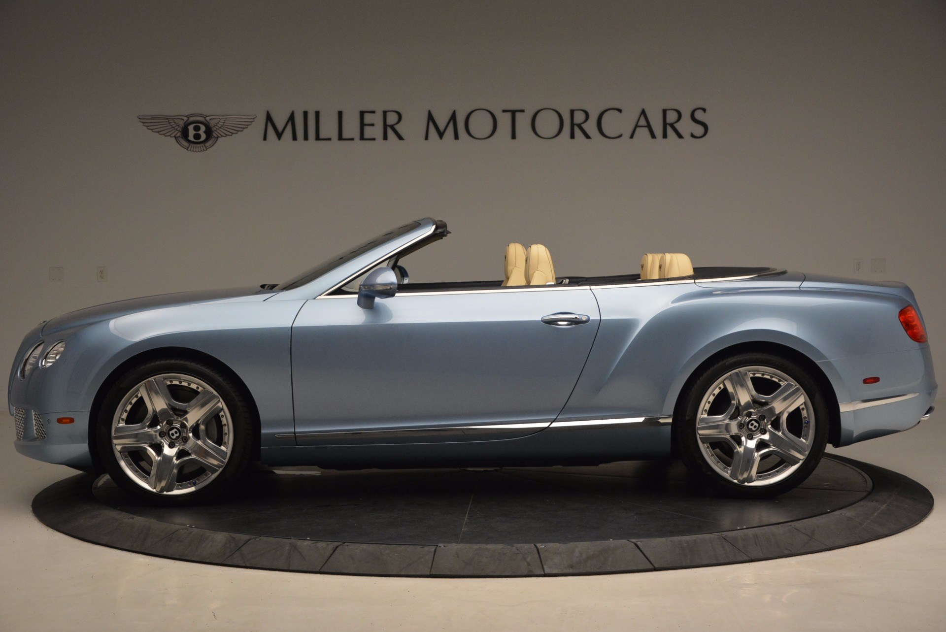 Used 2012 Bentley Continental GTC W12