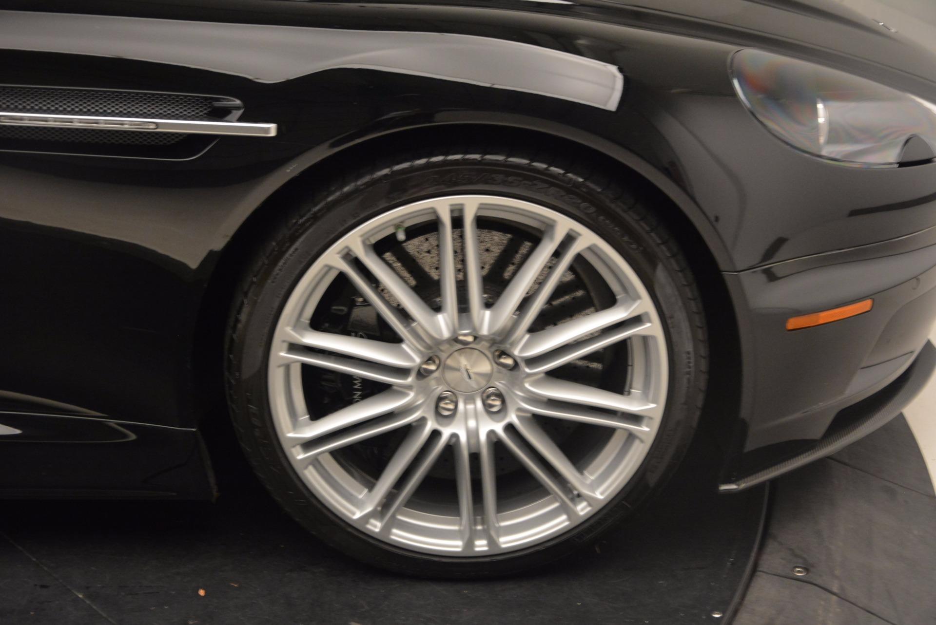 Used 2009 Aston Martin DBS
