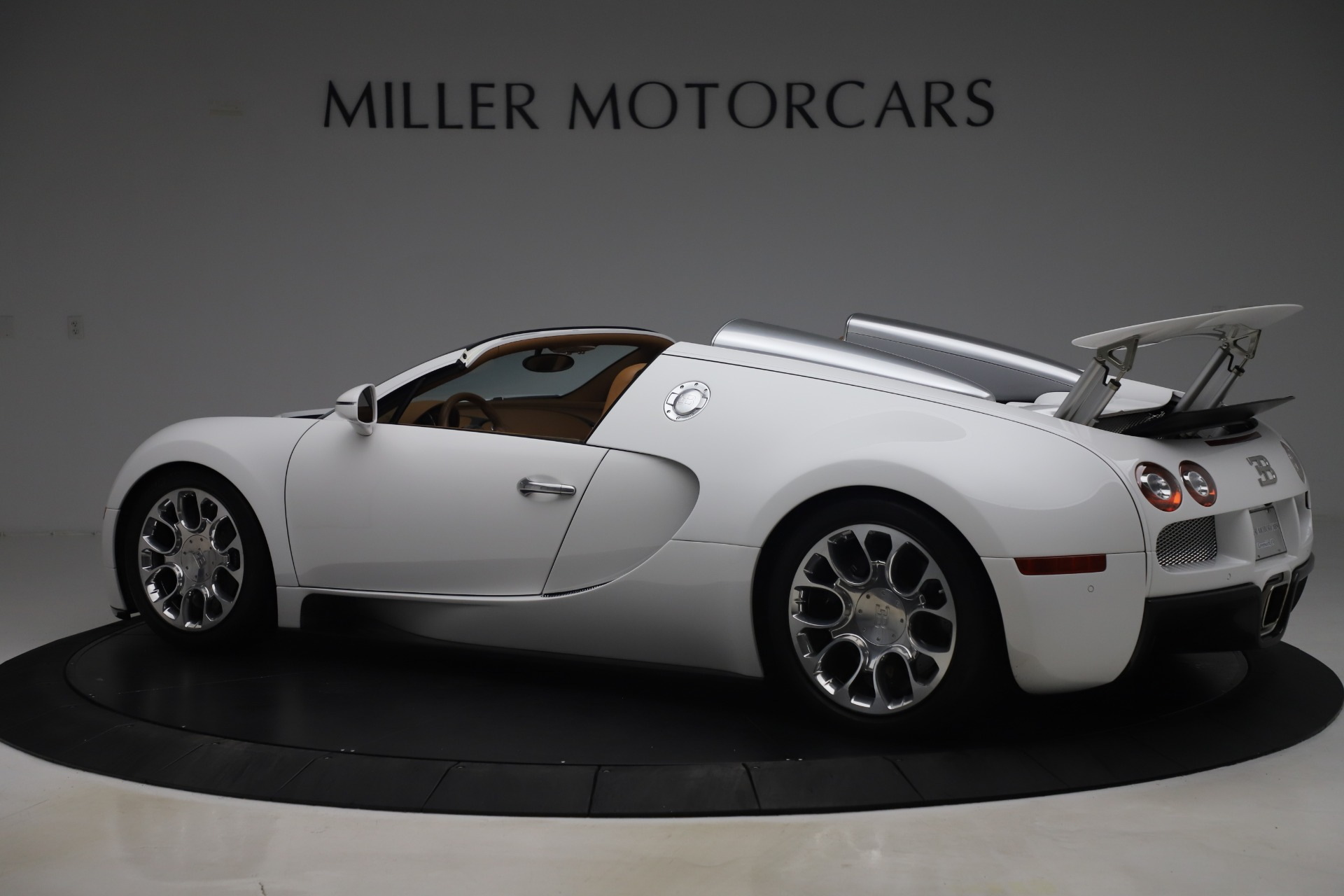 Used 2011 Bugatti Veyron 164 Grand Sport