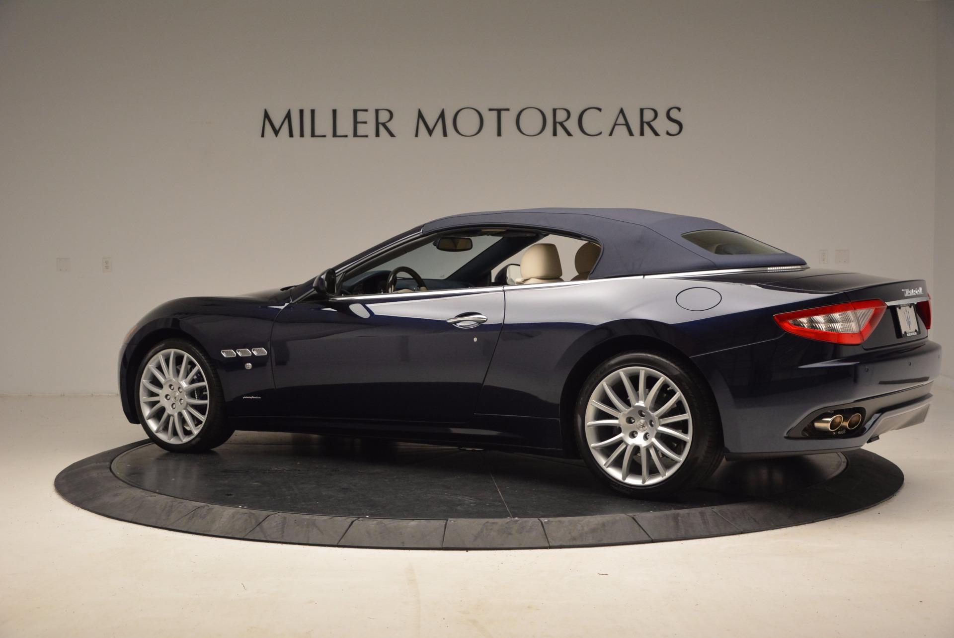 Used 2016 Maserati GranTurismo