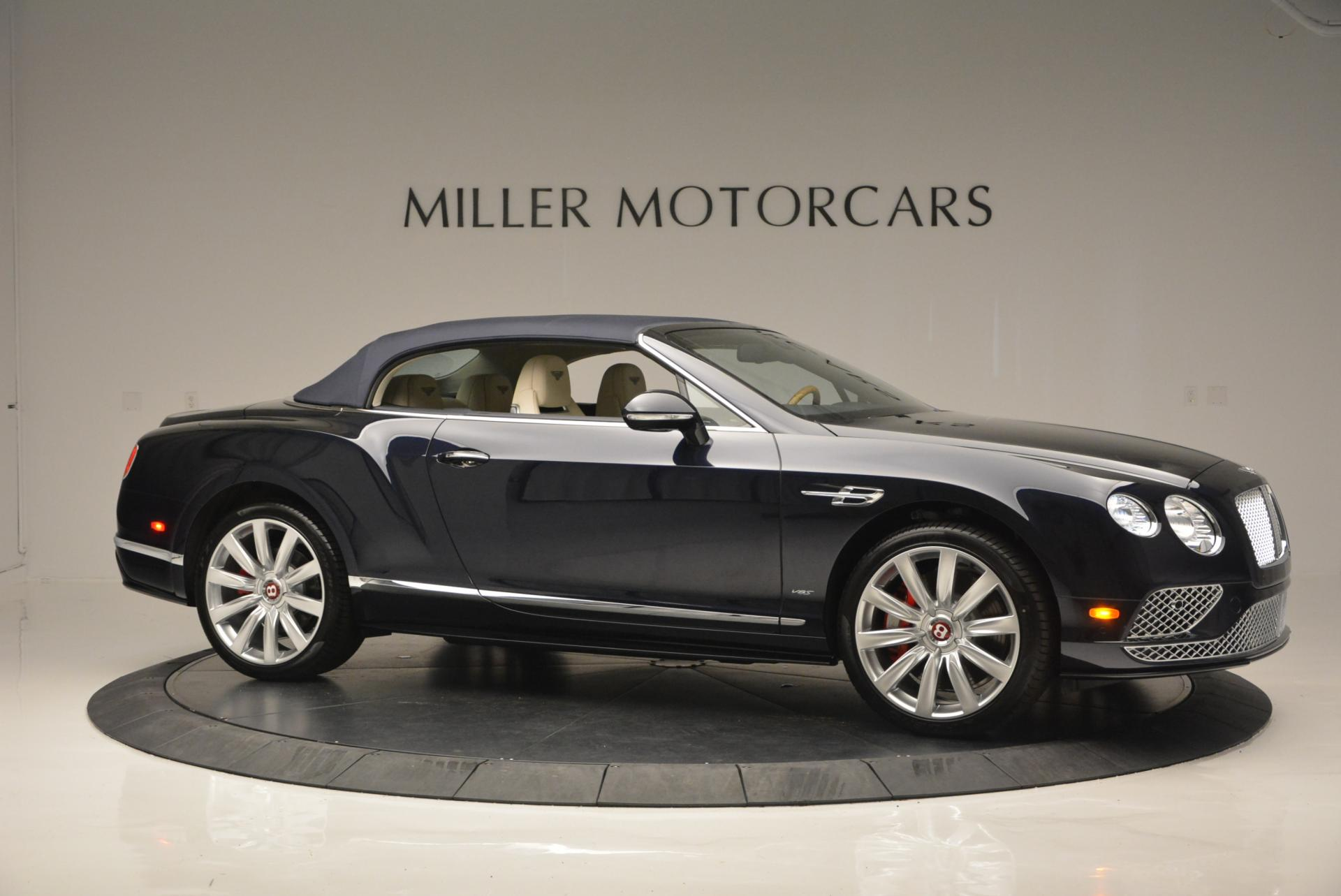Used 2016 Bentley Continental GT V8 S Convertible