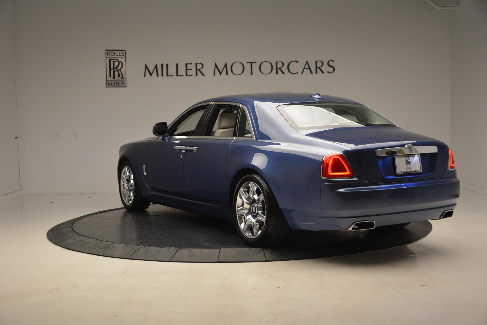 Used 2010 Rolls Royce Ghost