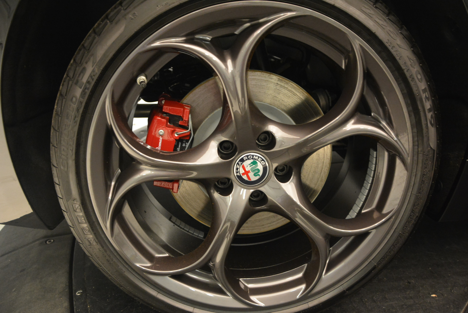 New 2017 Alfa Romeo Giulia Ti Sport Q4