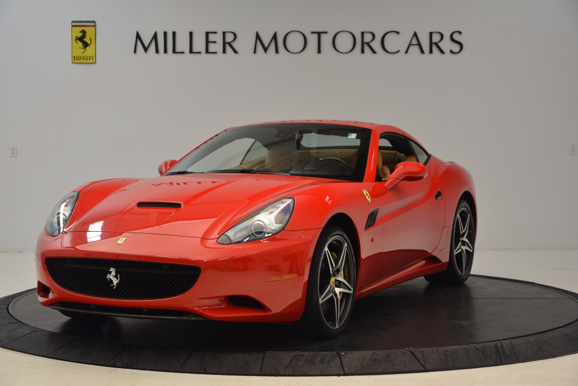 Used 2012 Ferrari California