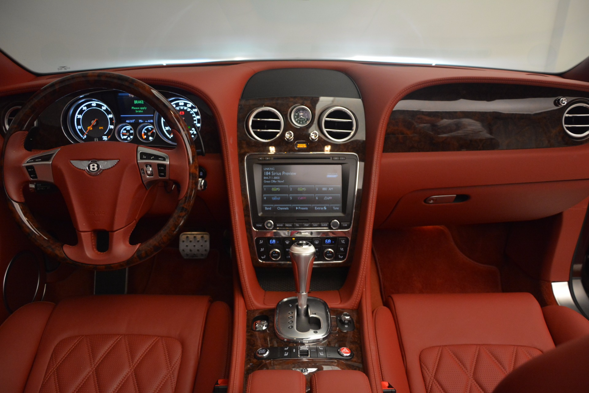Used 2014 Bentley Continental GT W12