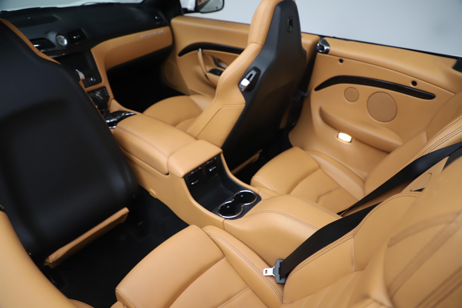 New 2017 Maserati GranTurismo Convertible Sport