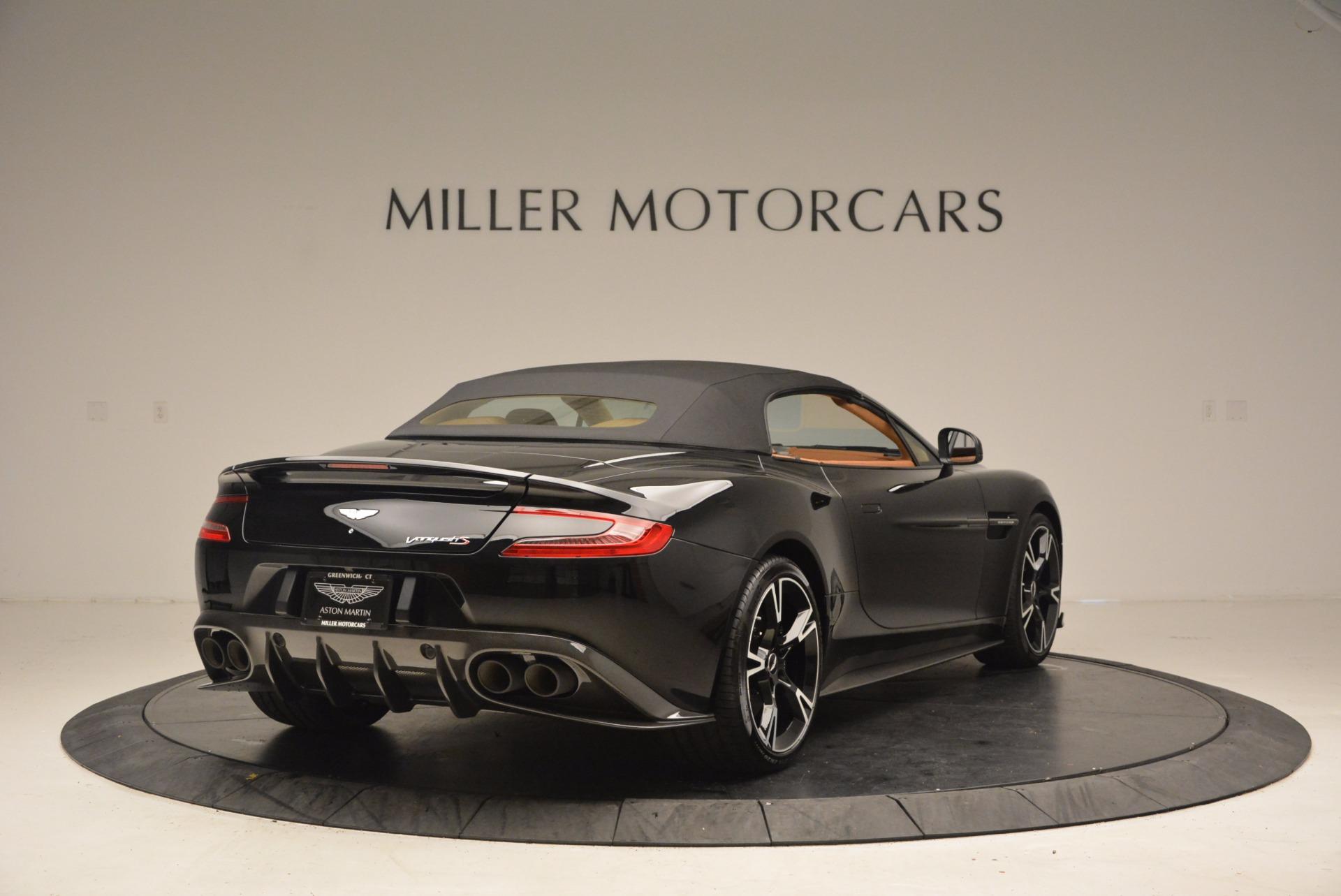 New 2018 Aston Martin Vanquish S Volante
