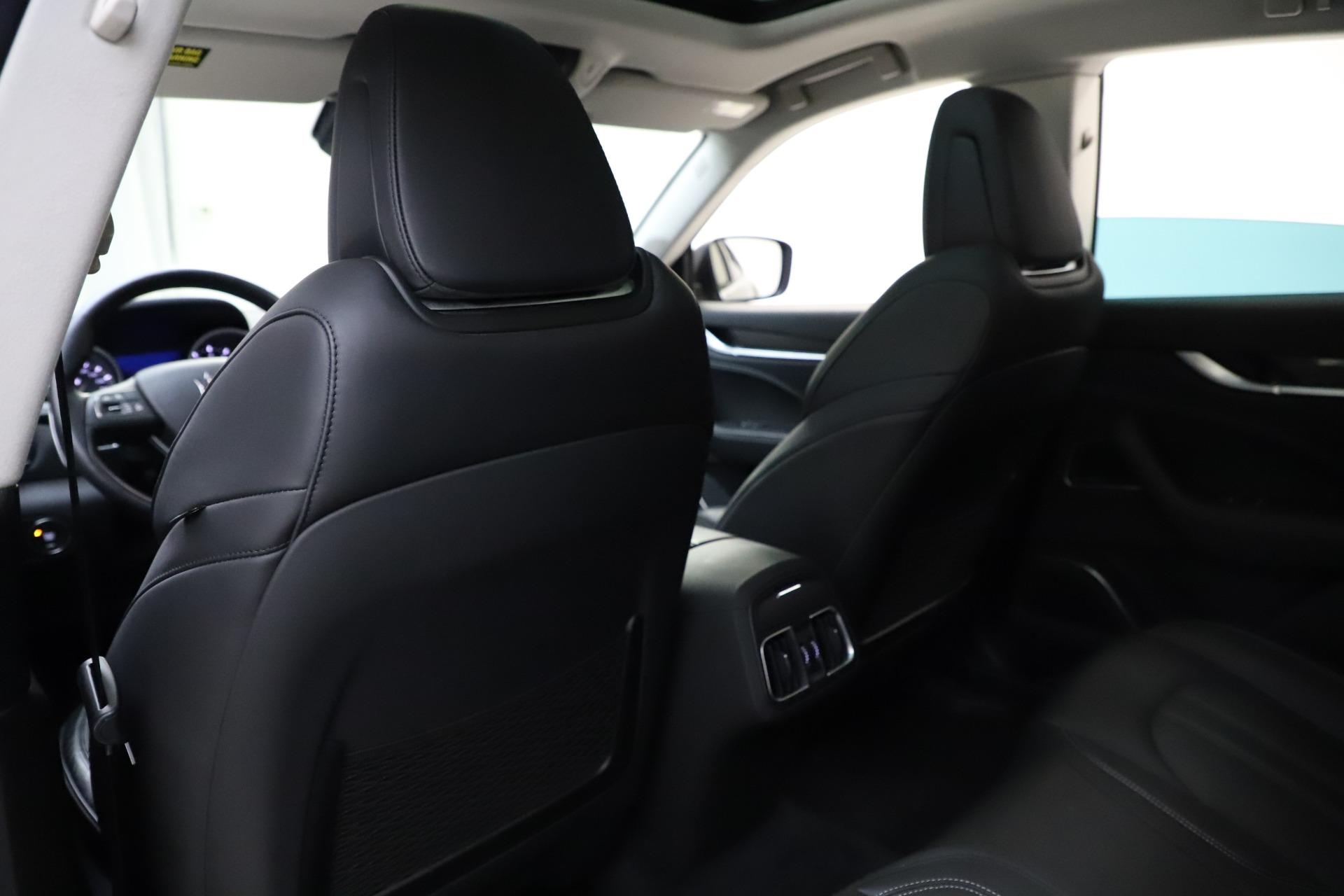 Used 2018 Maserati Levante SQ4 GranSport