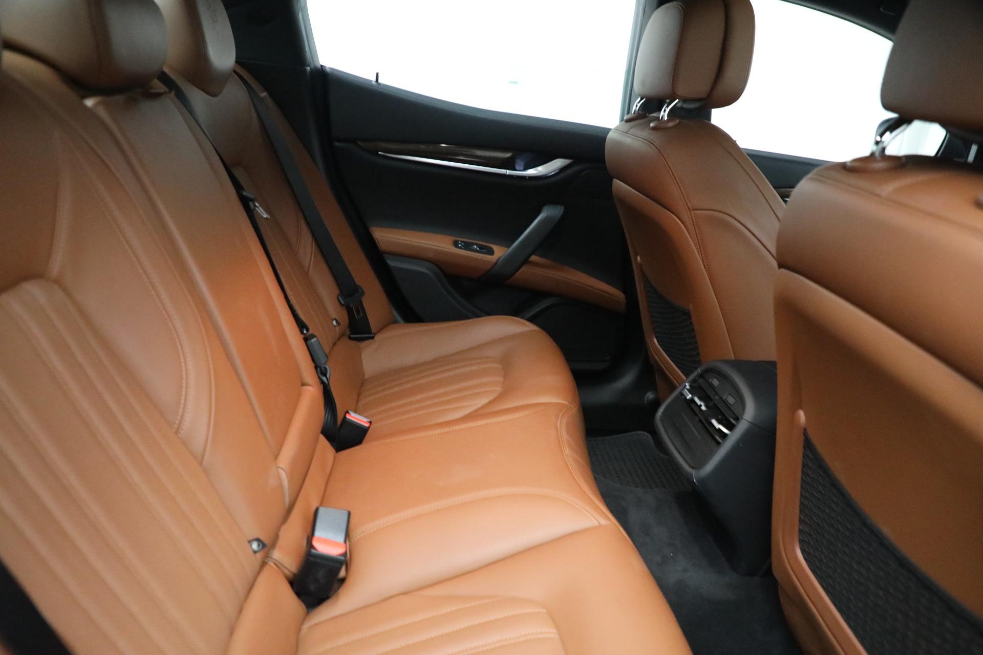 Used 2018 Maserati Ghibli S Q4 GranLusso