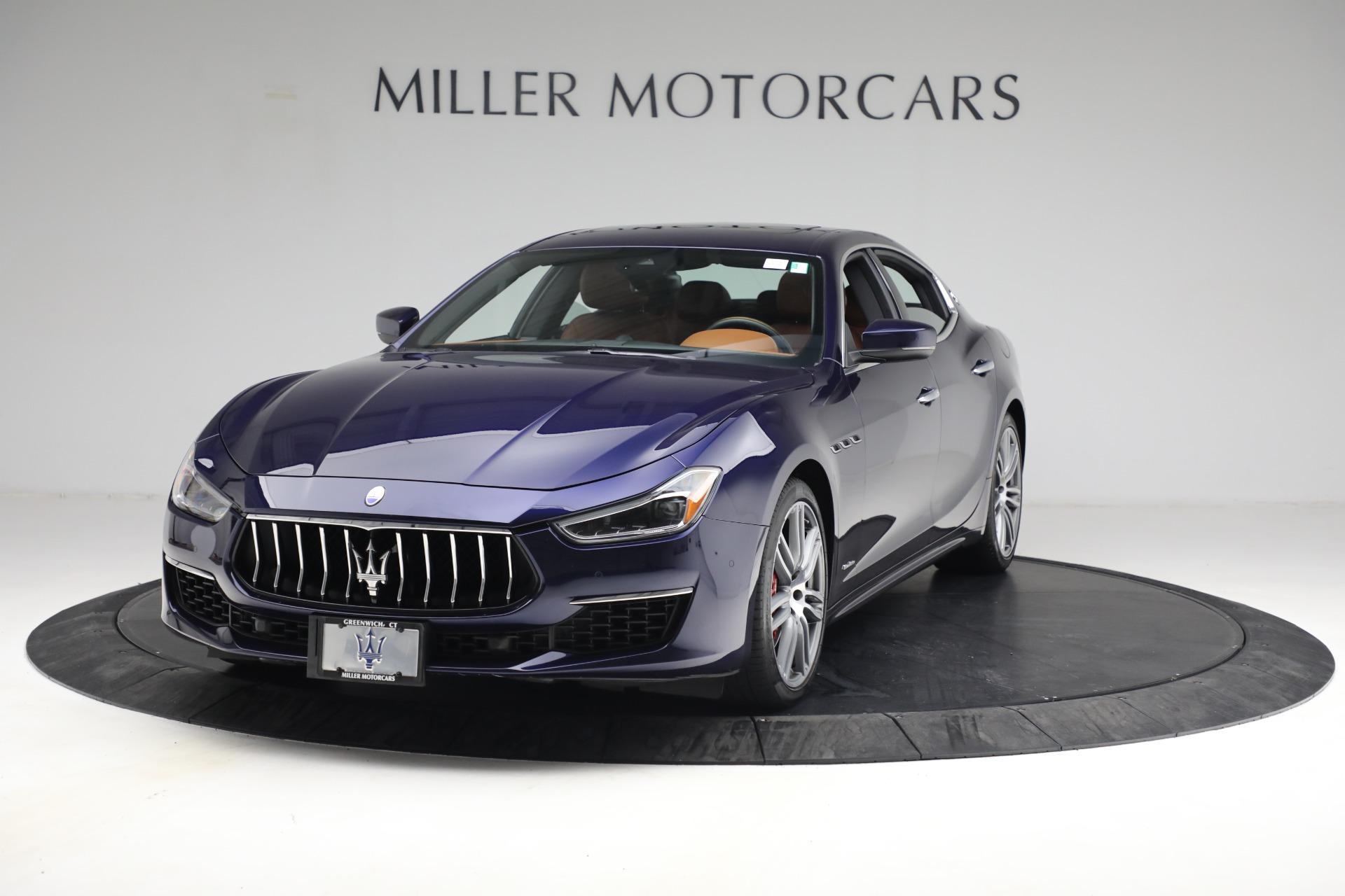 Used 2018 Maserati Ghibli S Q4 GranLusso | Greenwich, CT