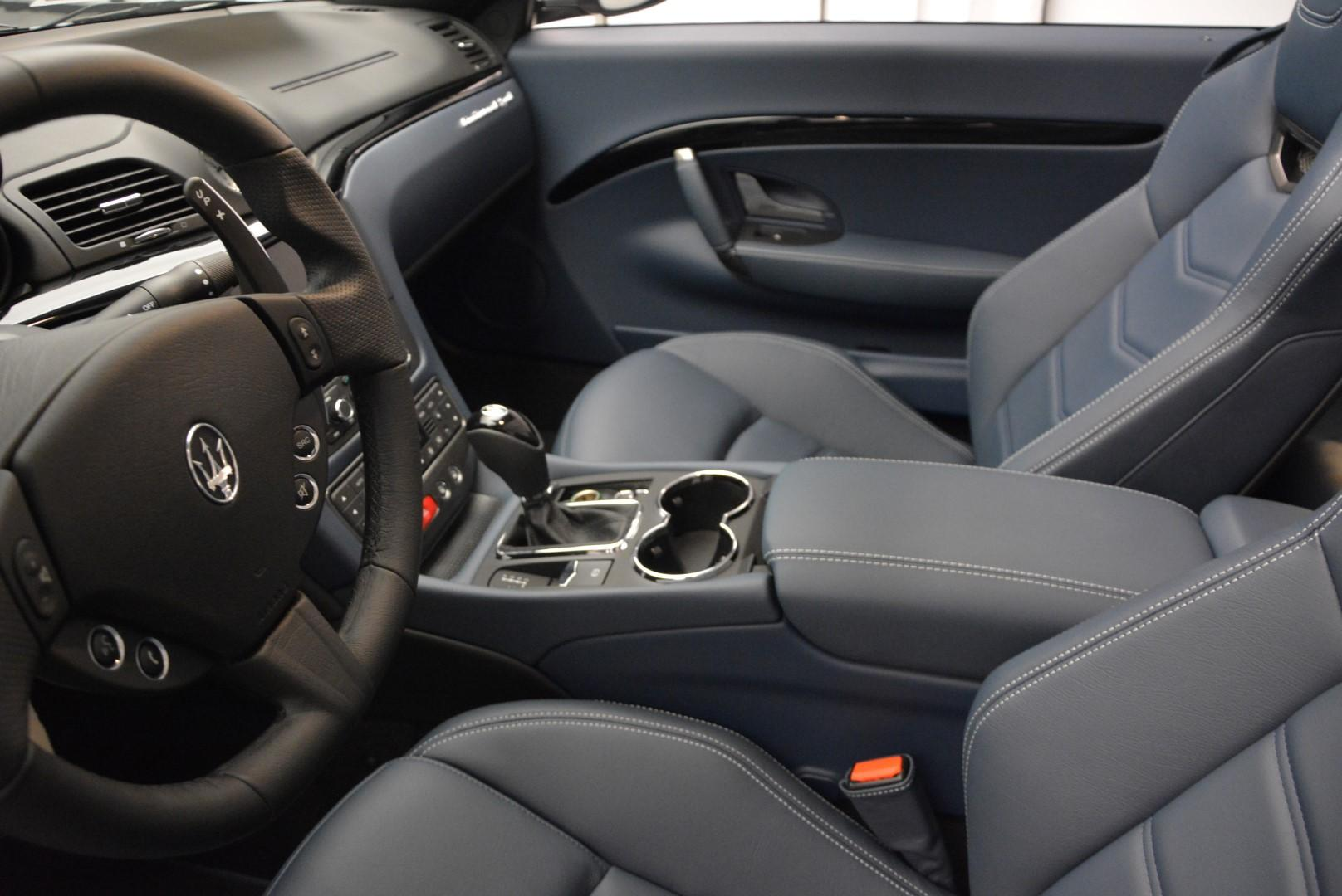 New 2016 Maserati GranTurismo Convertible Sport
