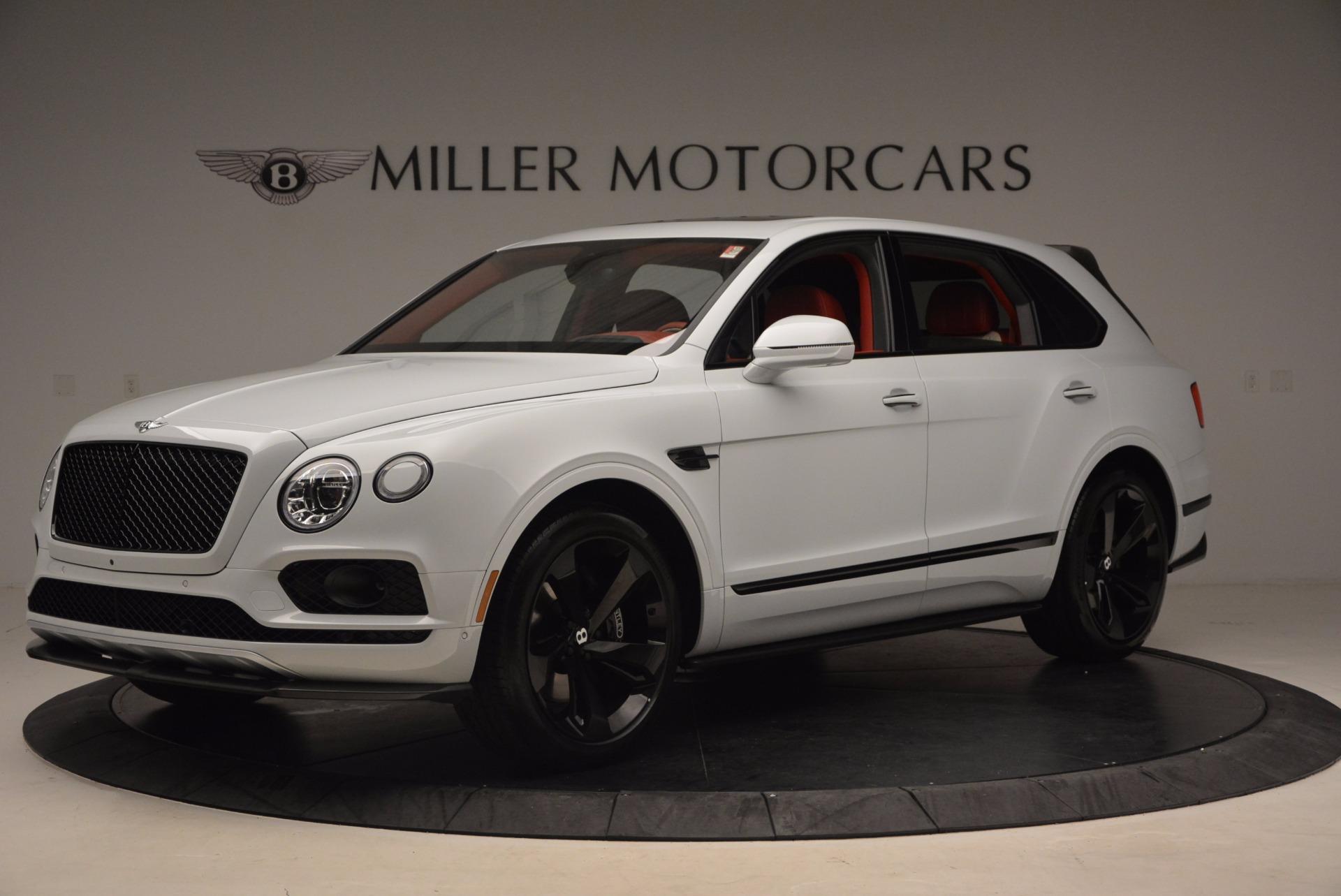 New 2018 Bentley Bentayga Black Edition