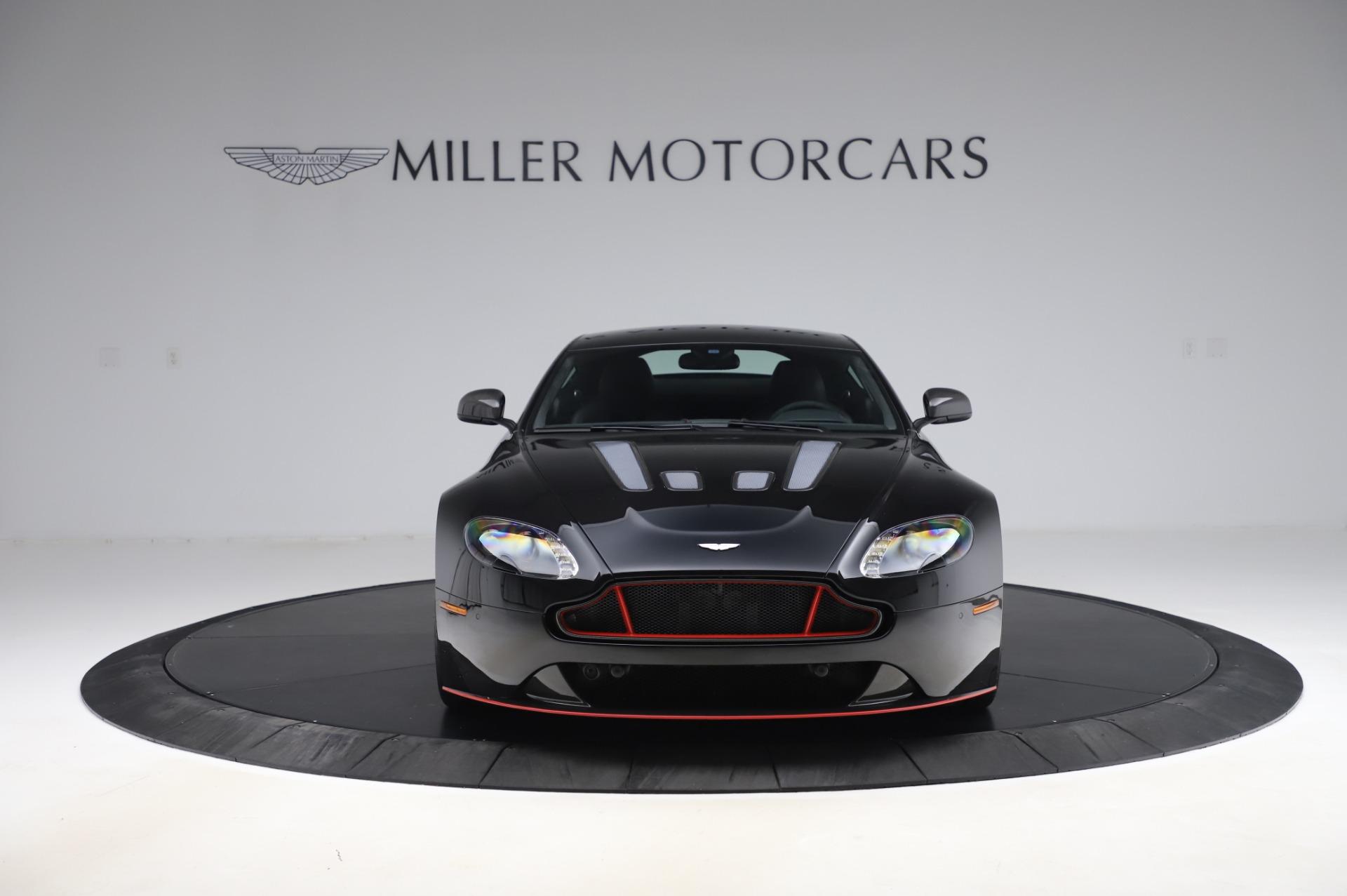 New 2017 Aston Martin V12 Vantage S Coupe