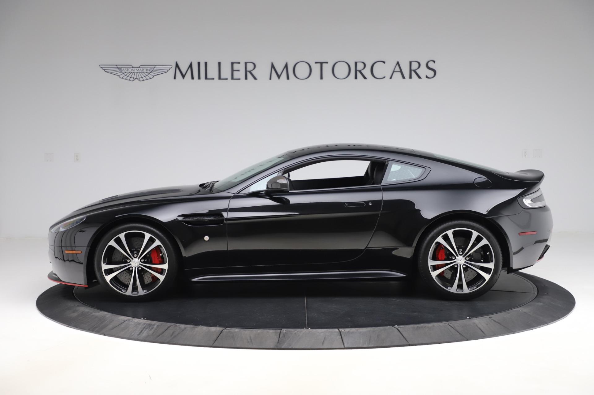 New 2017 Aston Martin V12 Vantage S