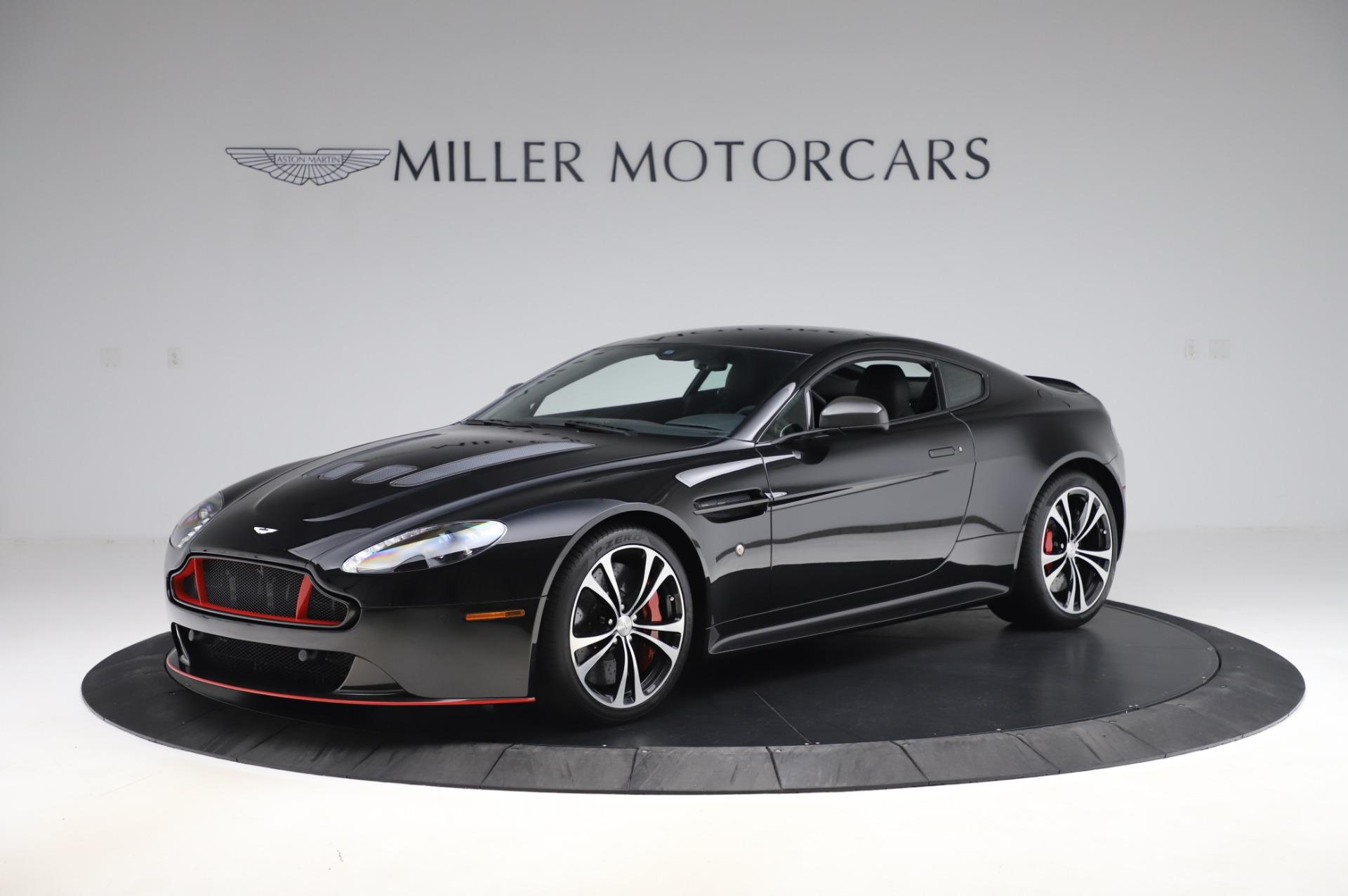 New 2017 Aston Martin V12 Vantage S Coupe | Greenwich, CT